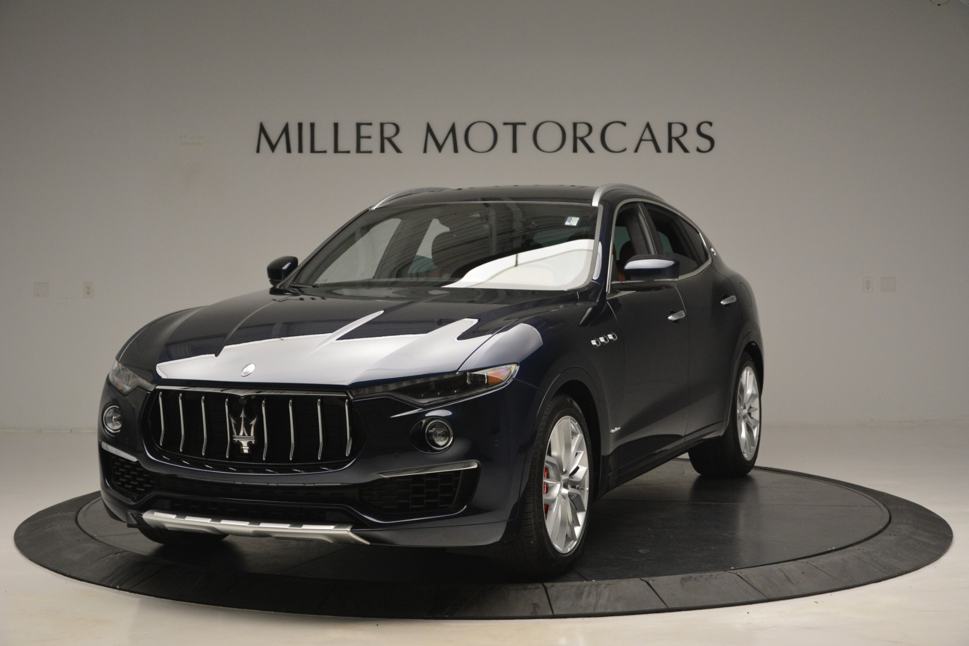 New 2019 Maserati Levante S Q4 GranLusso For Sale In Greenwich, CT 2868_main