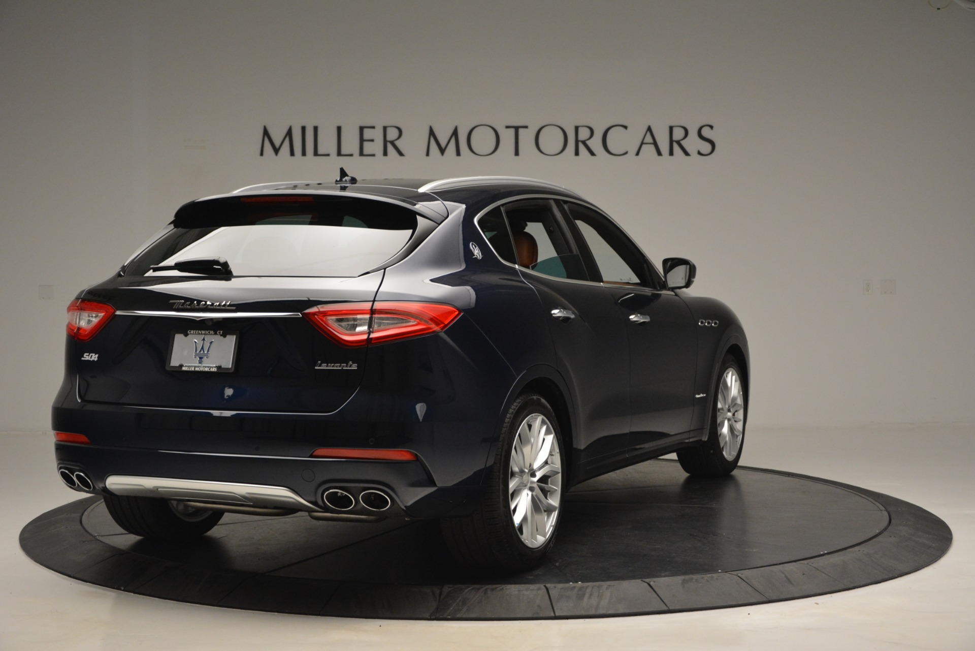 New 2019 Maserati Levante S Q4 GranLusso For Sale In Greenwich, CT 2868_p10