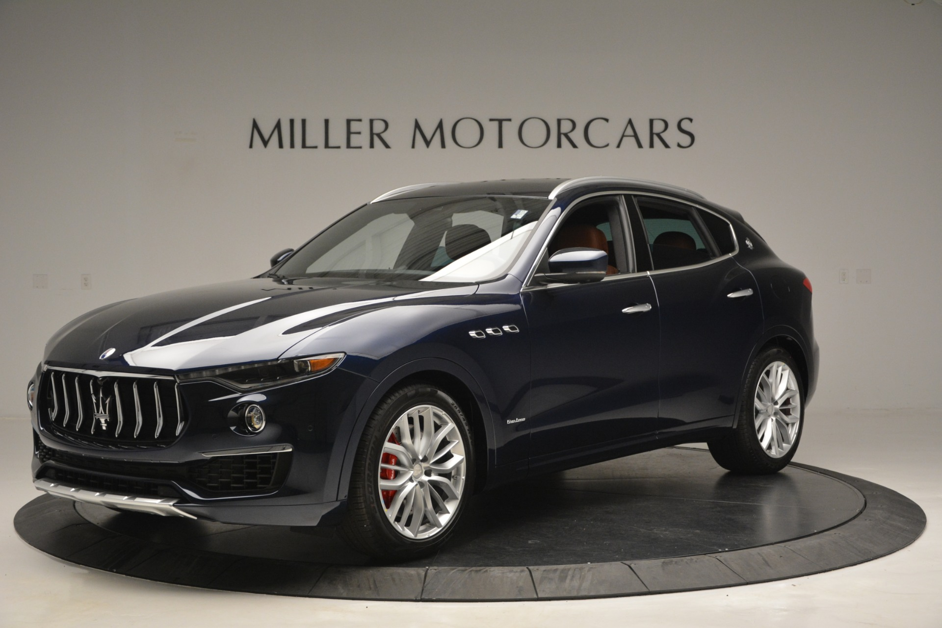 New 2019 Maserati Levante S Q4 GranLusso For Sale In Greenwich, CT 2868_p2