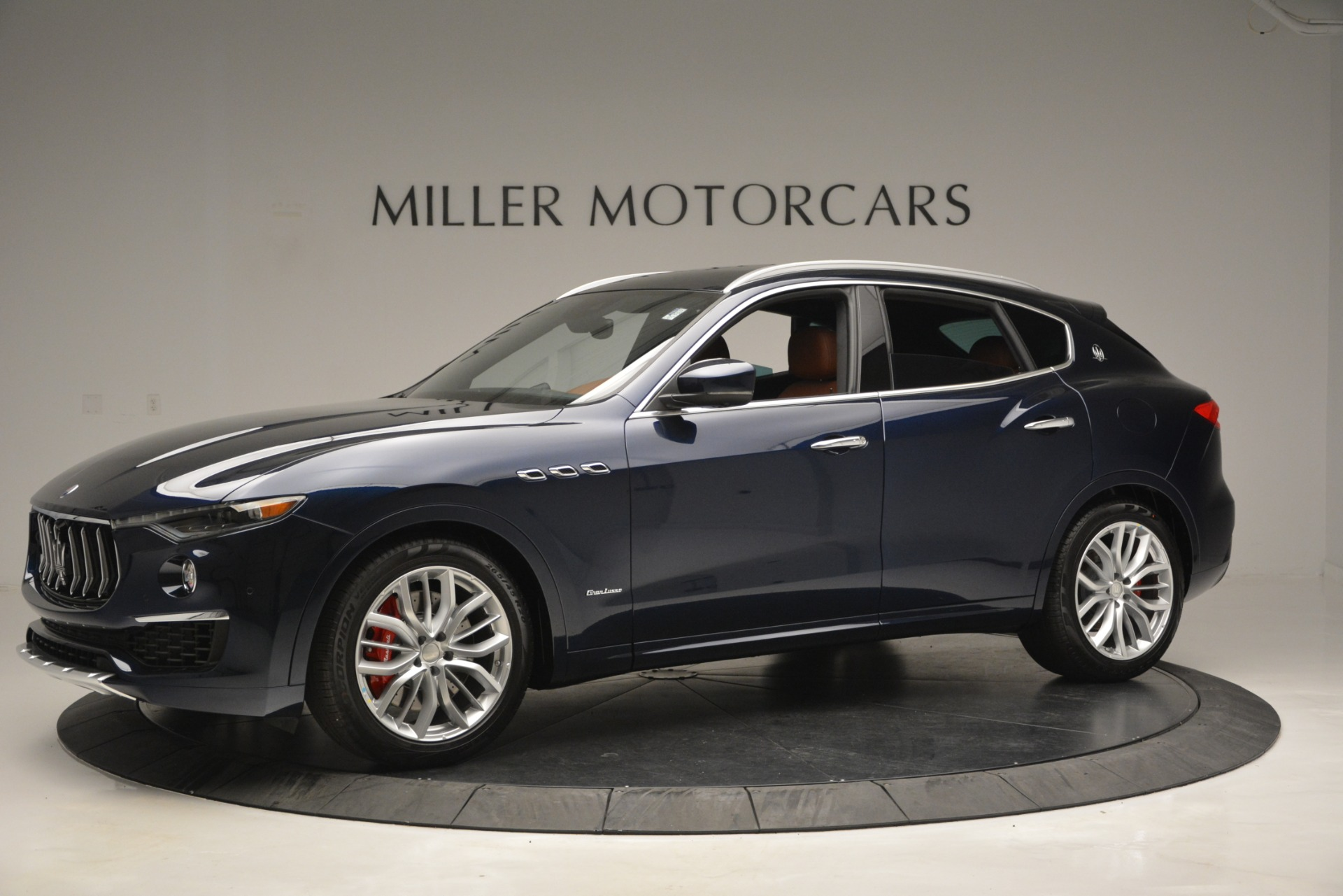 New 2019 Maserati Levante S Q4 GranLusso For Sale In Greenwich, CT 2868_p3