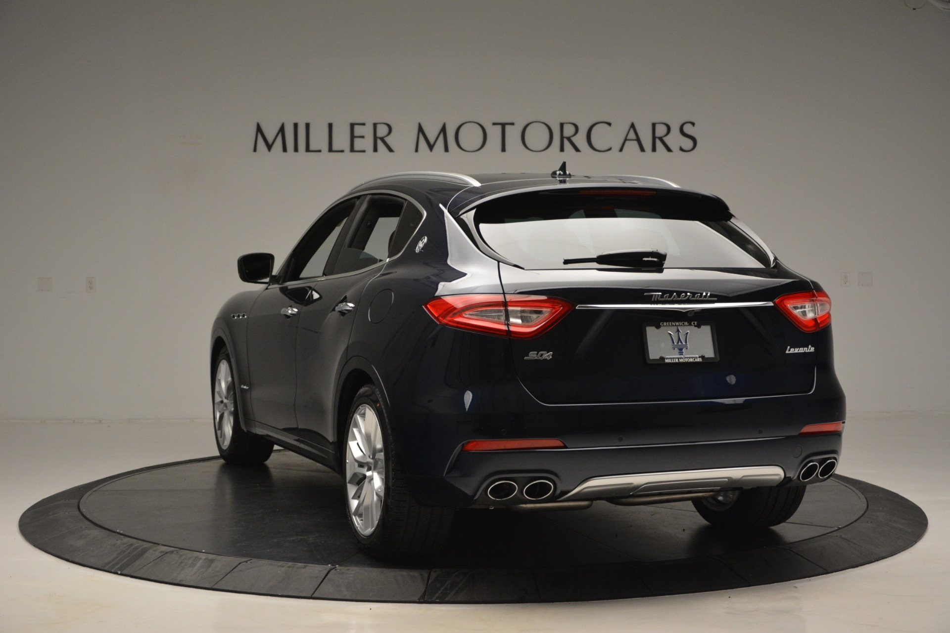 New 2019 Maserati Levante S Q4 GranLusso For Sale In Greenwich, CT 2868_p8