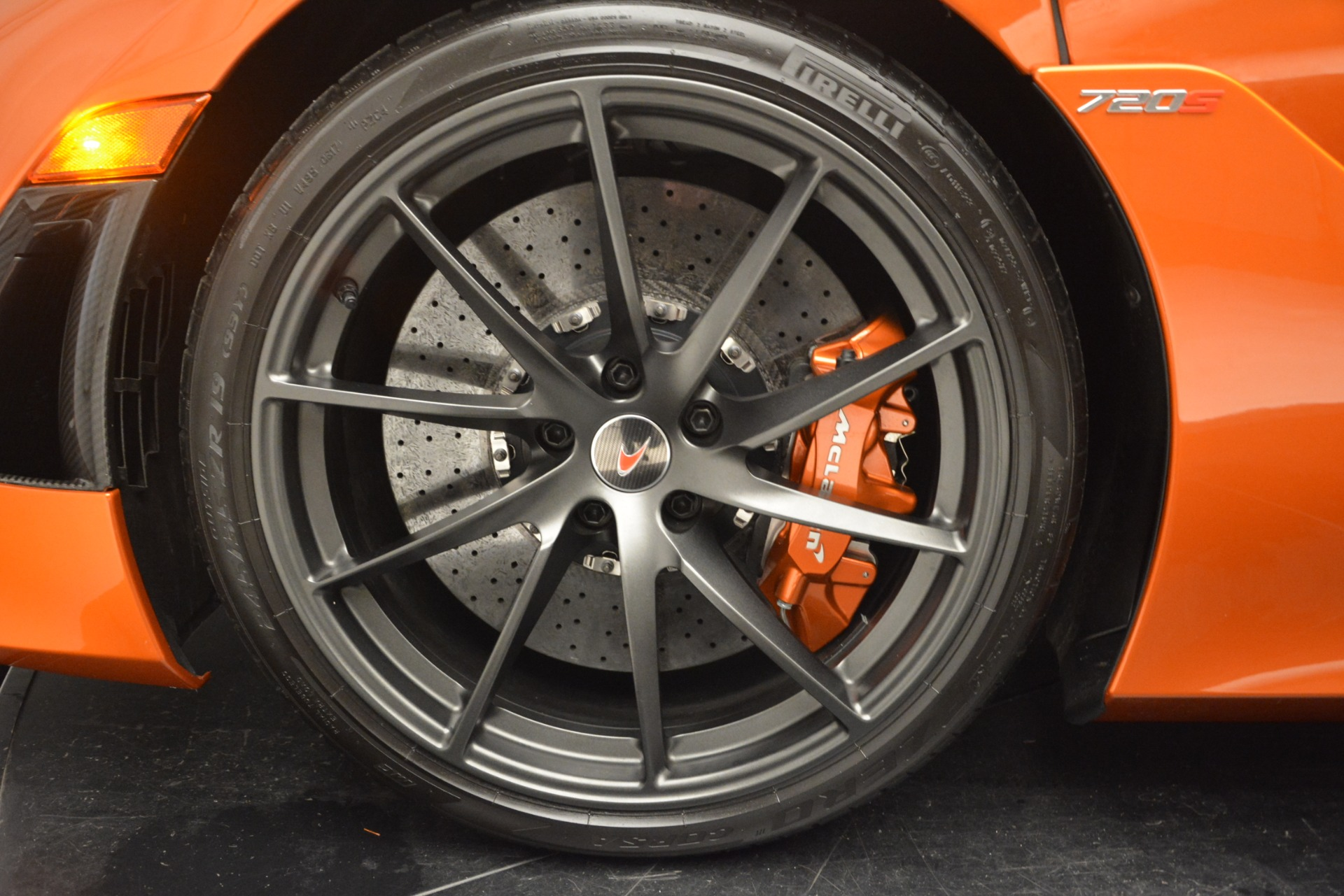 Used 2018 McLaren 720S Coupe For Sale In Greenwich, CT 2870_p16
