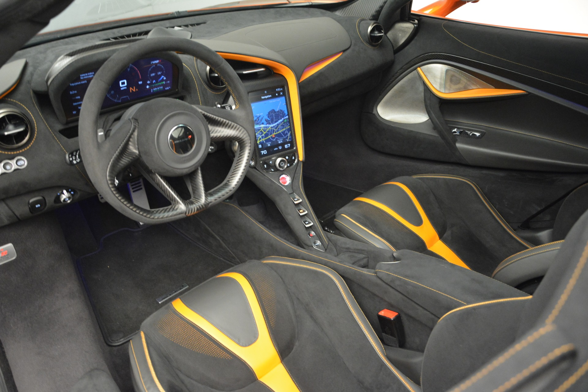 Used 2018 McLaren 720S Coupe For Sale In Greenwich, CT 2870_p17
