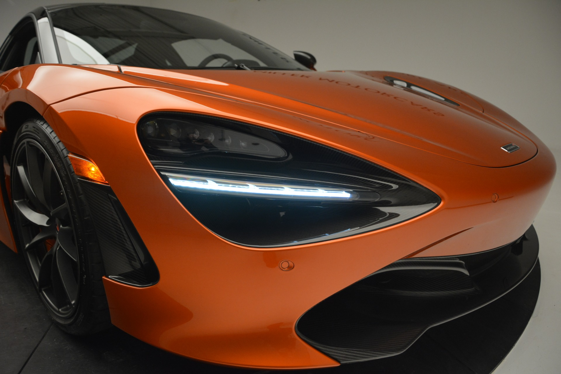Used 2018 McLaren 720S Coupe For Sale In Greenwich, CT 2870_p24