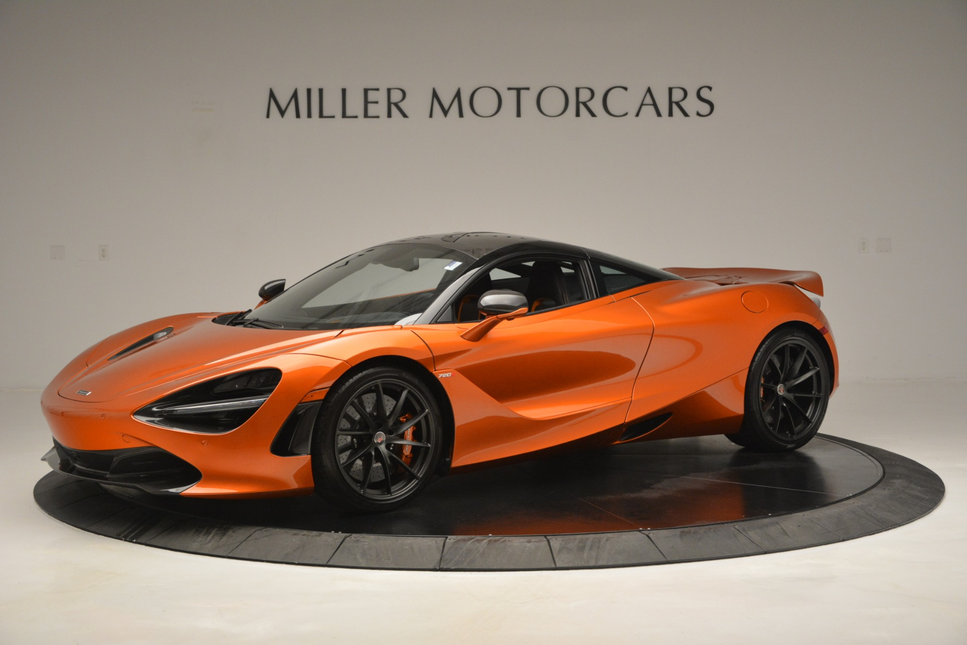 Used 2018 McLaren 720S Coupe For Sale In Greenwich, CT 2870_p2