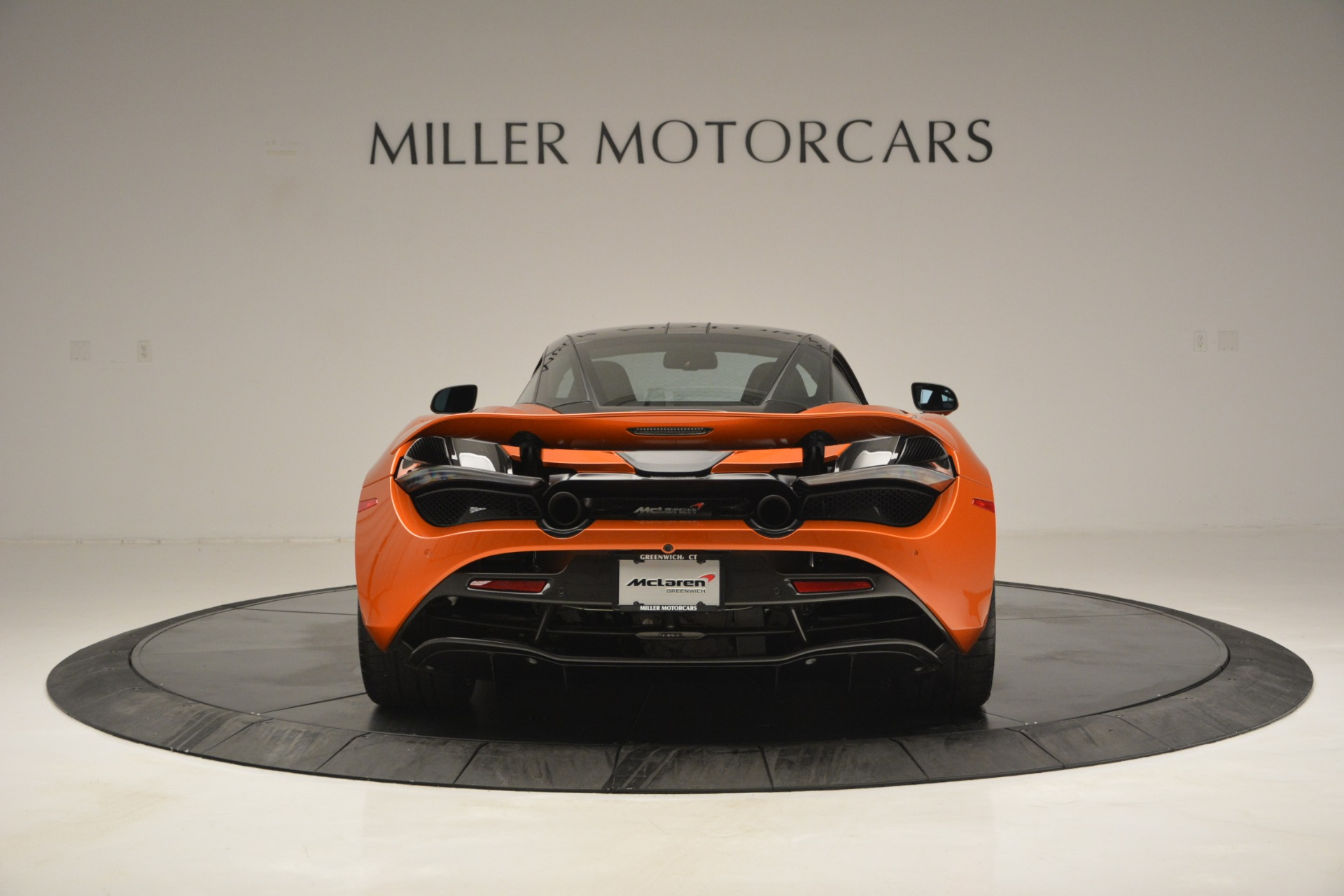 Used 2018 McLaren 720S Coupe For Sale In Greenwich, CT 2870_p6
