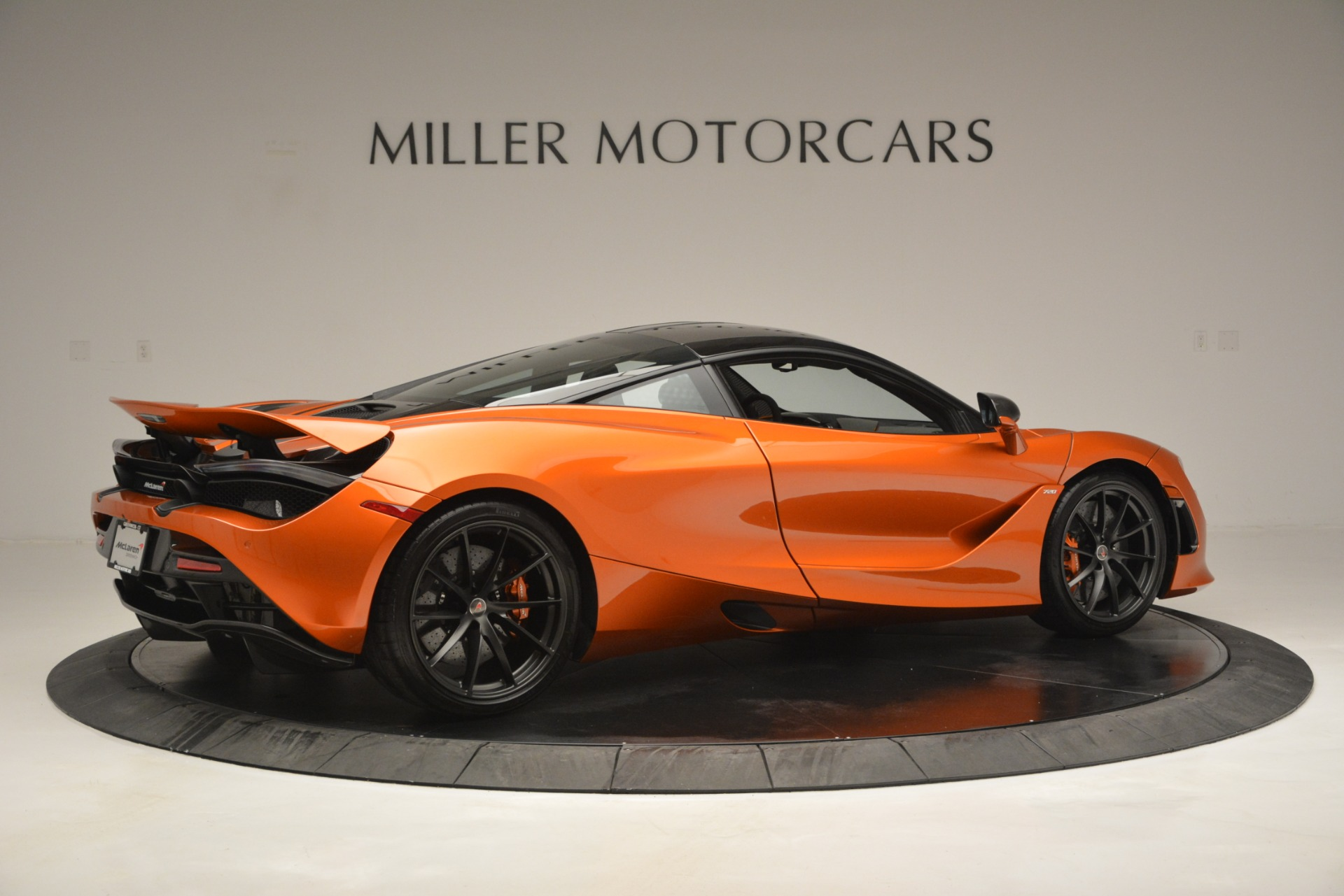 Used 2018 McLaren 720S Coupe For Sale In Greenwich, CT 2870_p8
