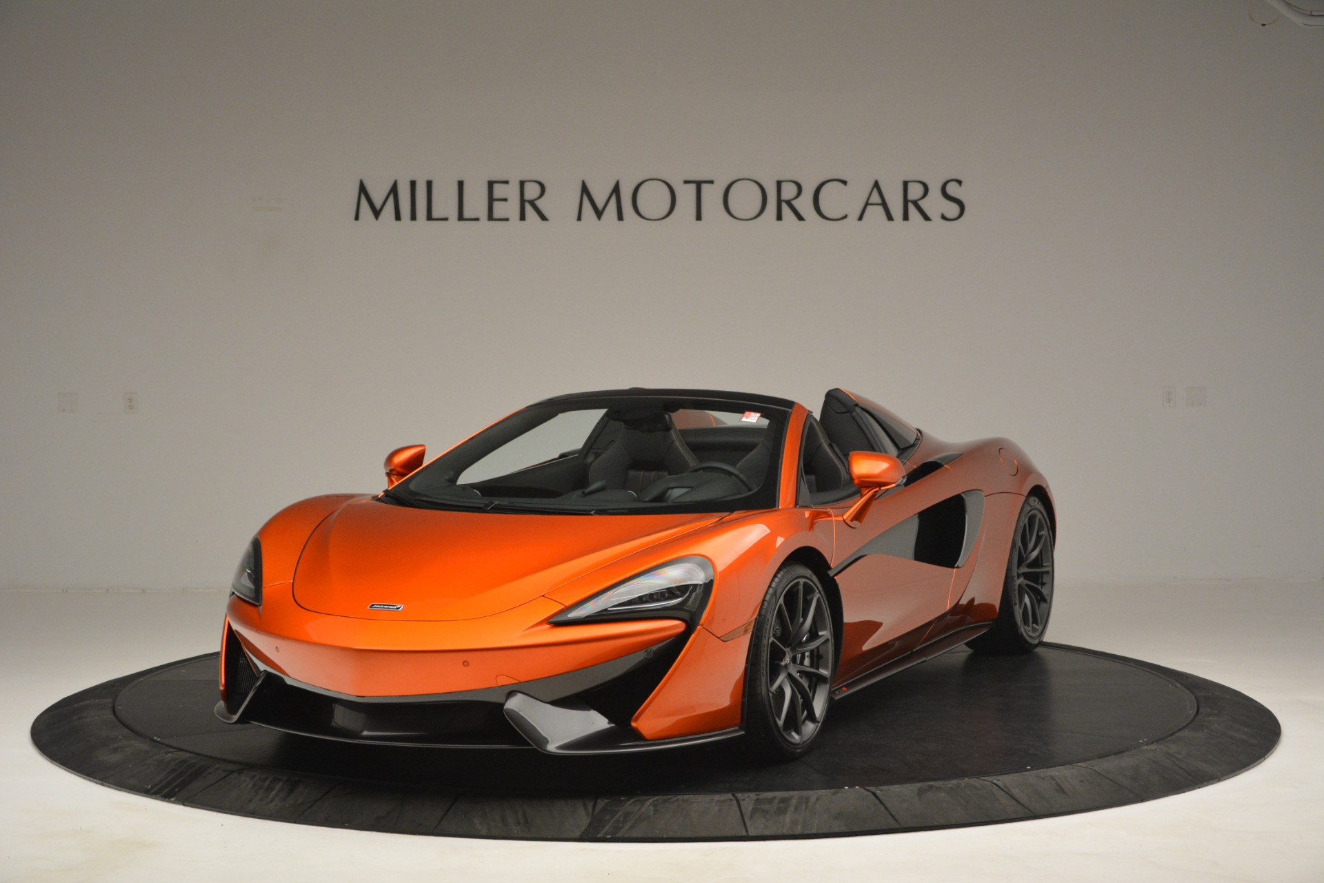 New 2019 McLaren 570S Spider Convertible For Sale In Greenwich, CT 2872_main