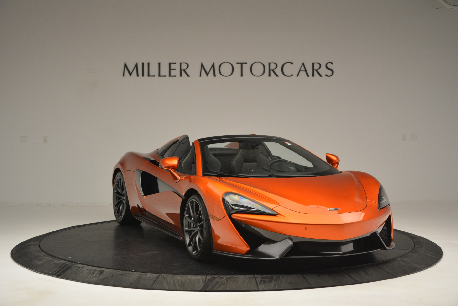 New 2019 McLaren 570S Spider Convertible For Sale In Greenwich, CT 2872_p11