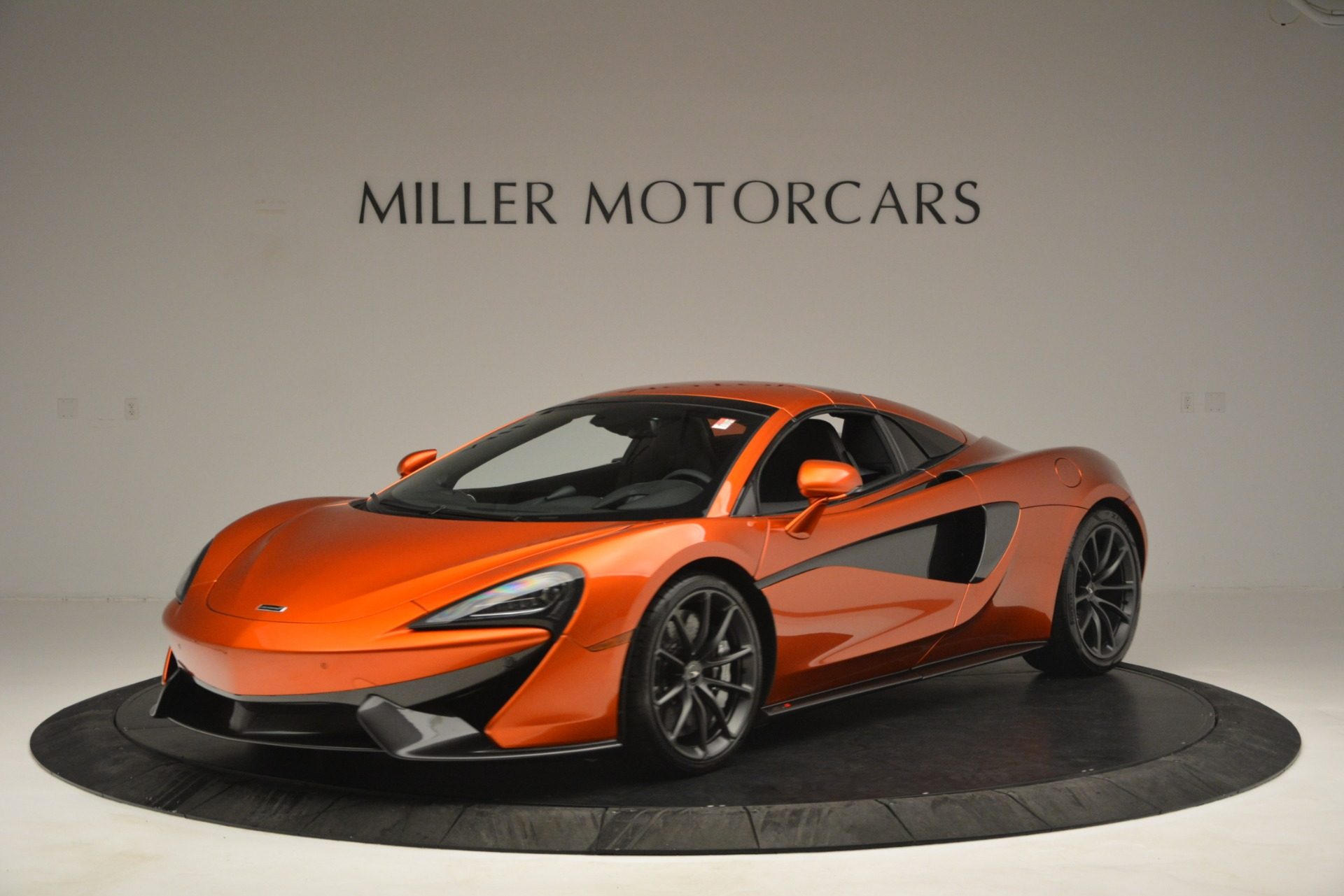 New 2019 McLaren 570S Spider Convertible For Sale In Greenwich, CT 2872_p14