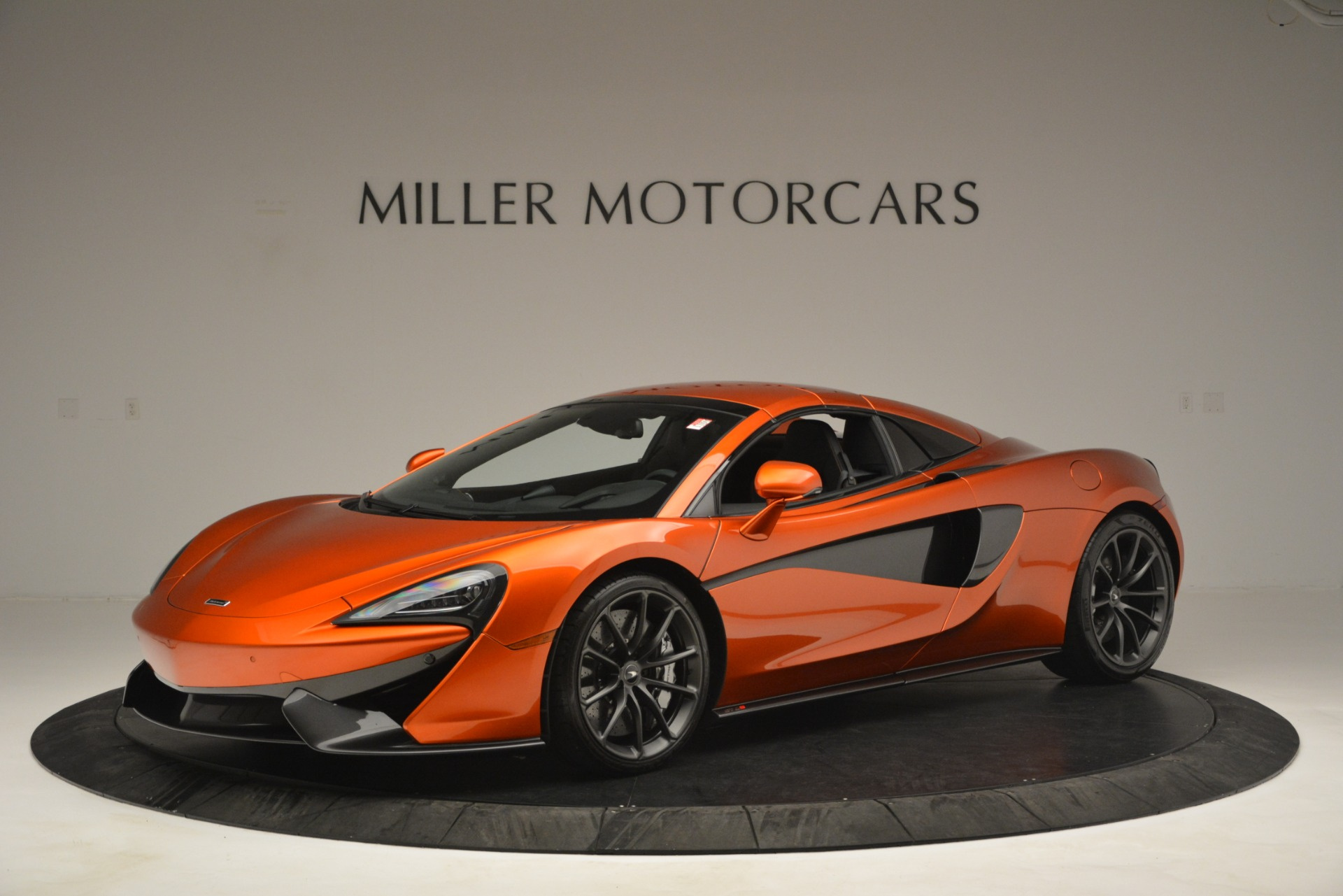New 2019 McLaren 570S Spider Convertible For Sale In Greenwich, CT 2872_p15