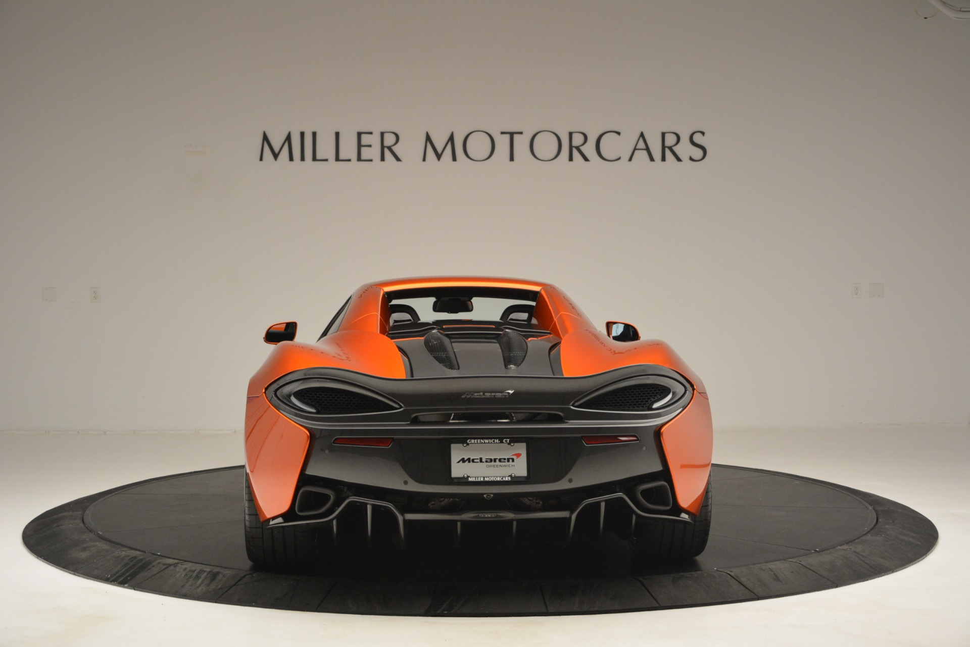 New 2019 McLaren 570S Spider Convertible For Sale In Greenwich, CT 2872_p18