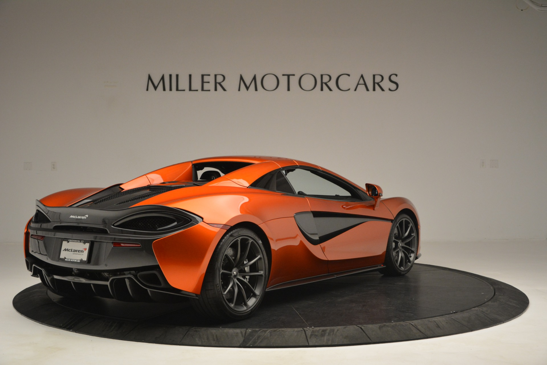 New 2019 McLaren 570S Spider Convertible For Sale In Greenwich, CT 2872_p19