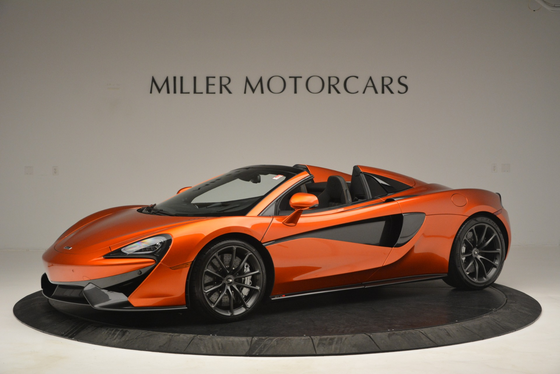 New 2019 McLaren 570S Spider Convertible For Sale In Greenwich, CT 2872_p2