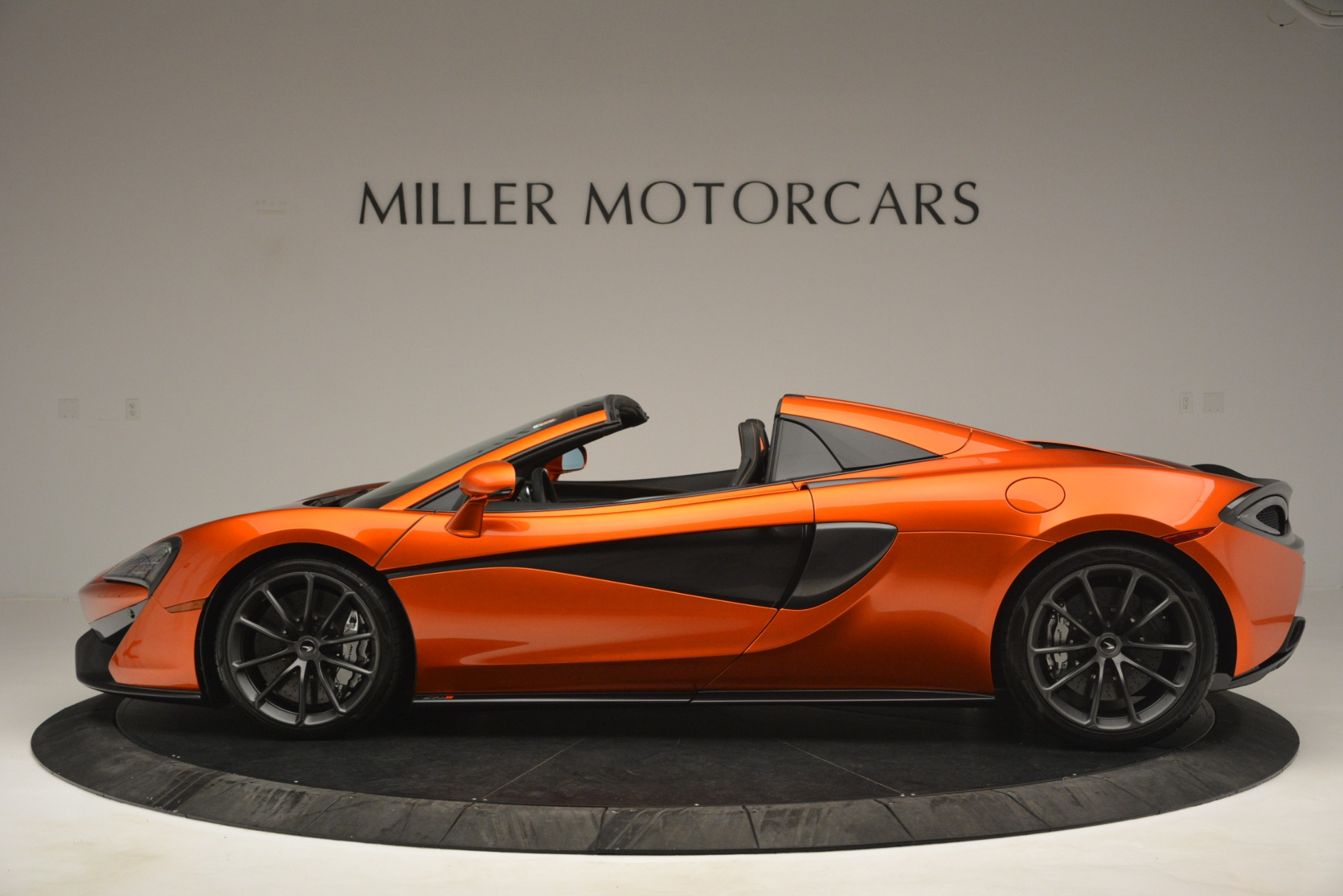 New 2019 McLaren 570S Spider Convertible For Sale In Greenwich, CT 2872_p3