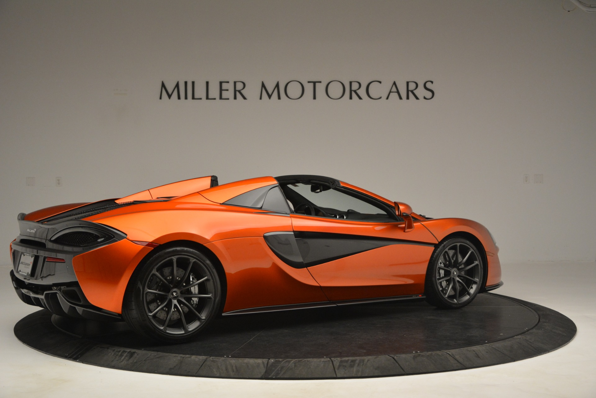New 2019 McLaren 570S Spider Convertible For Sale In Greenwich, CT 2872_p8