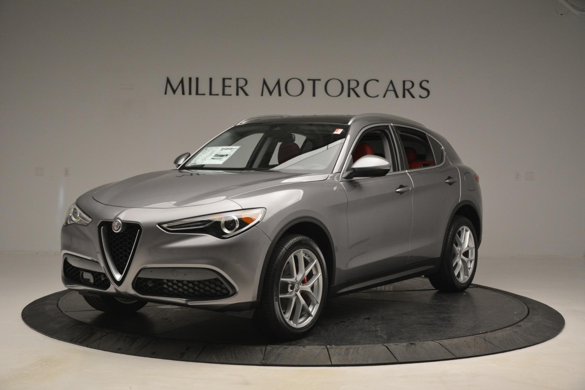 New 2019 Alfa Romeo Stelvio Ti Lusso Q4 For Sale In Greenwich, CT 2873_main