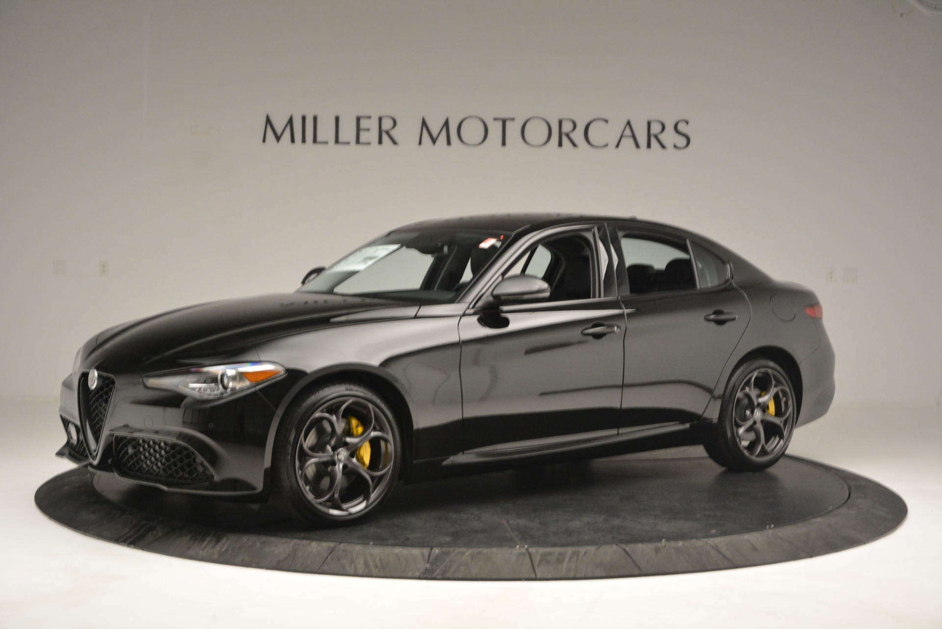 New 2019 Alfa Romeo Giulia Sport Q4 For Sale In Greenwich, CT 2875_p2