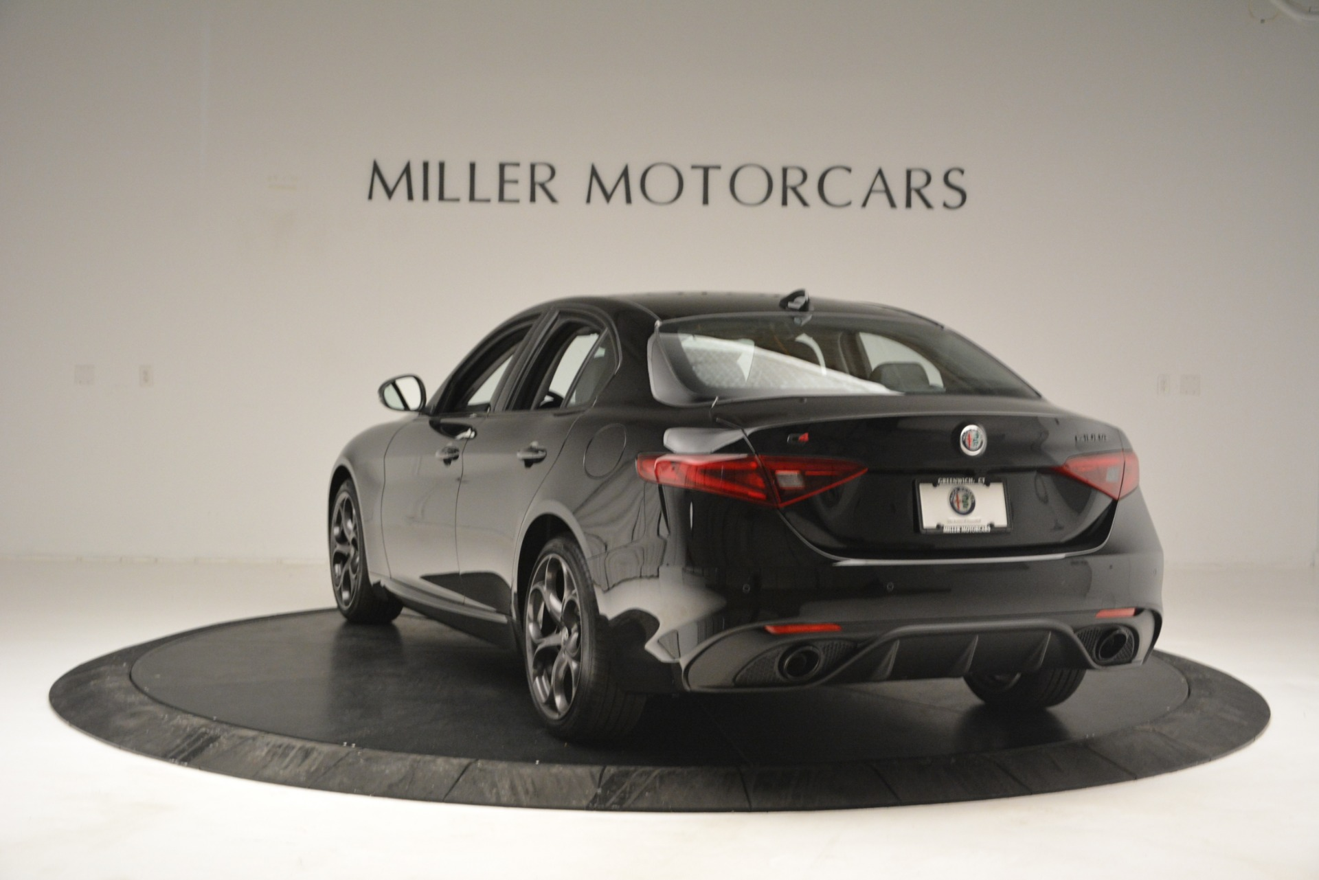 New 2019 Alfa Romeo Giulia Sport Q4 For Sale In Greenwich, CT 2875_p5