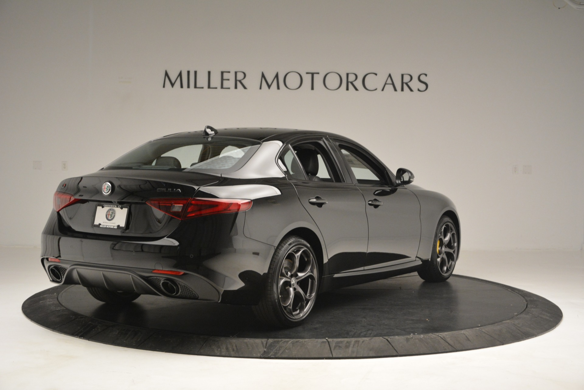 New 2019 Alfa Romeo Giulia Sport Q4 For Sale In Greenwich, CT 2875_p7