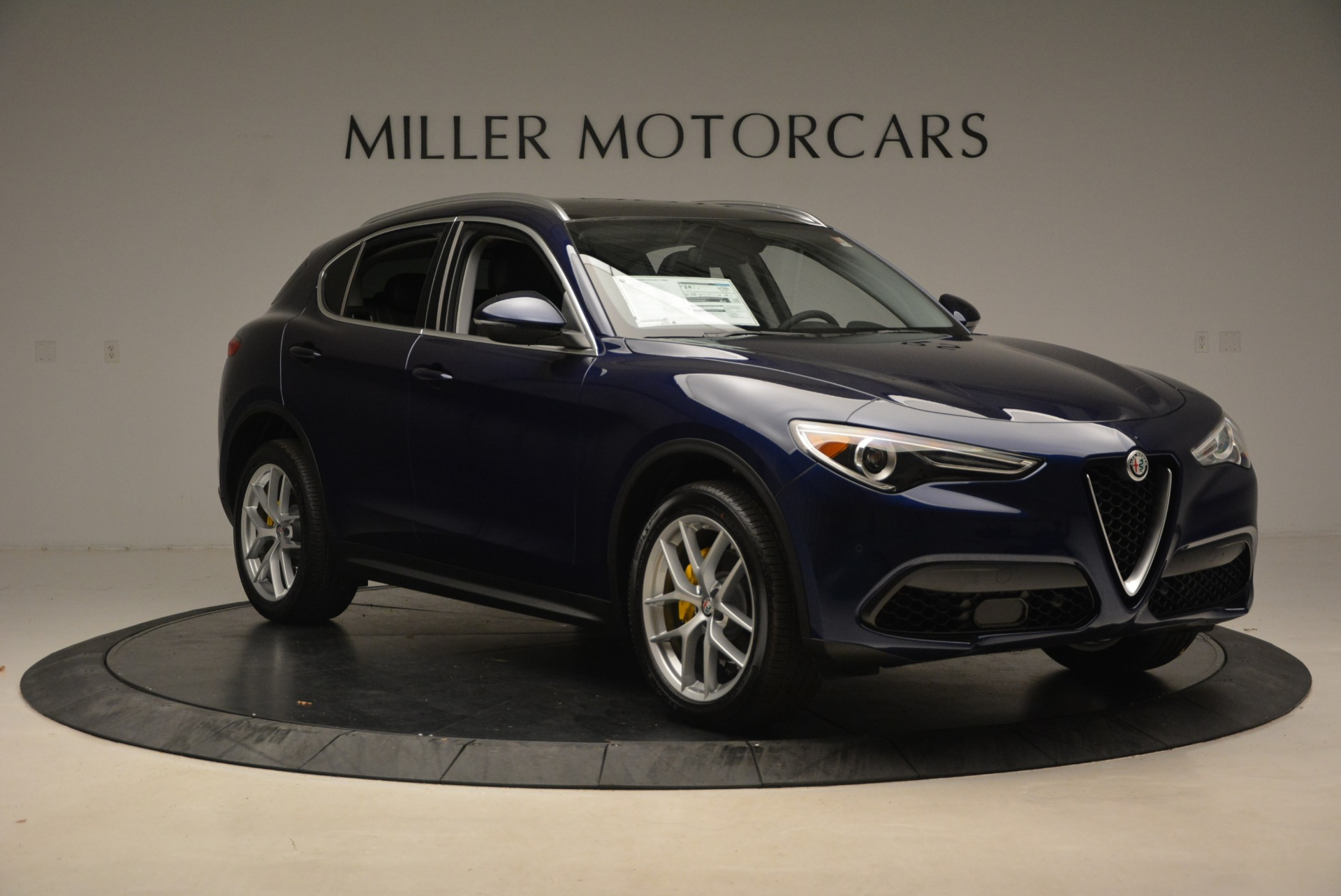 New 2019 Alfa Romeo Stelvio Ti Q4 For Sale In Greenwich, CT 2876_p11