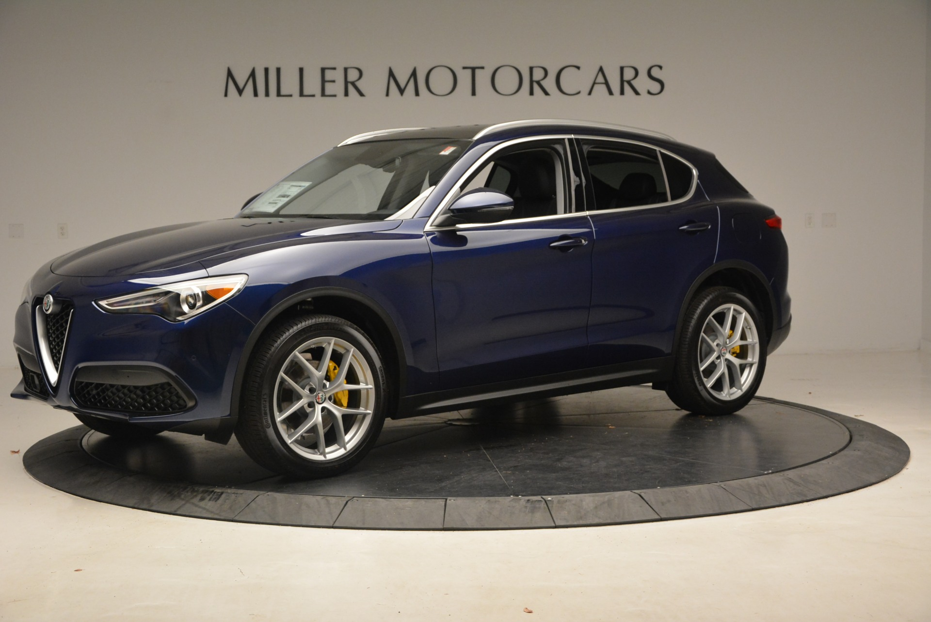 New 2019 Alfa Romeo Stelvio Ti Q4 For Sale In Greenwich, CT 2876_p2