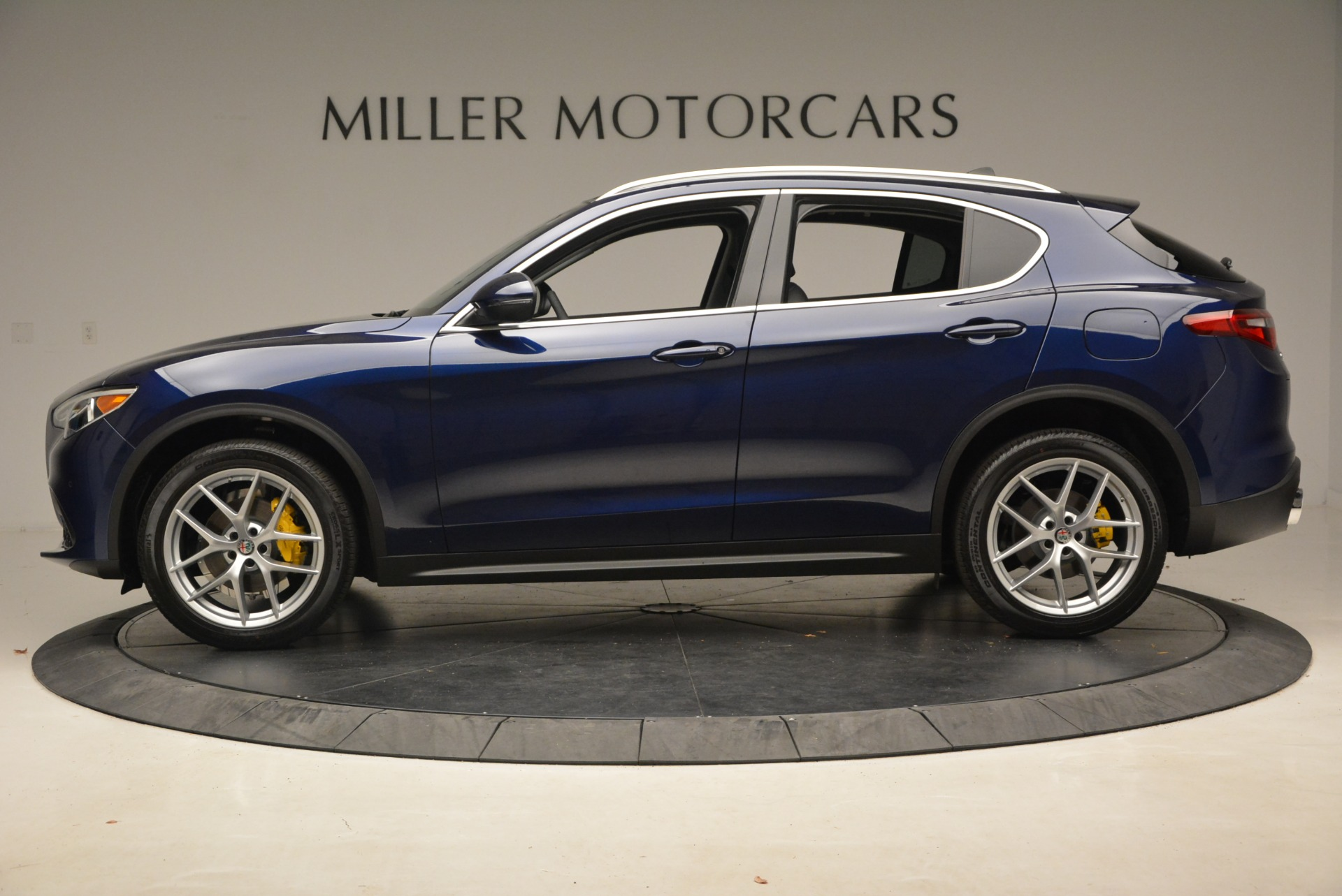 New 2019 Alfa Romeo Stelvio Ti Q4 For Sale In Greenwich, CT 2876_p3