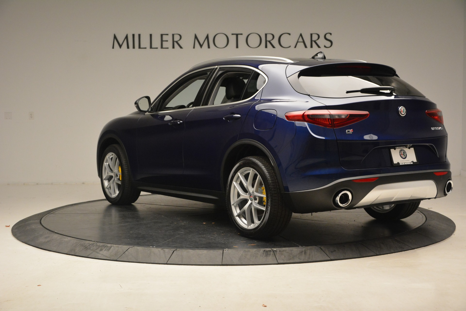 New 2019 Alfa Romeo Stelvio Ti Q4 For Sale In Greenwich, CT 2876_p5