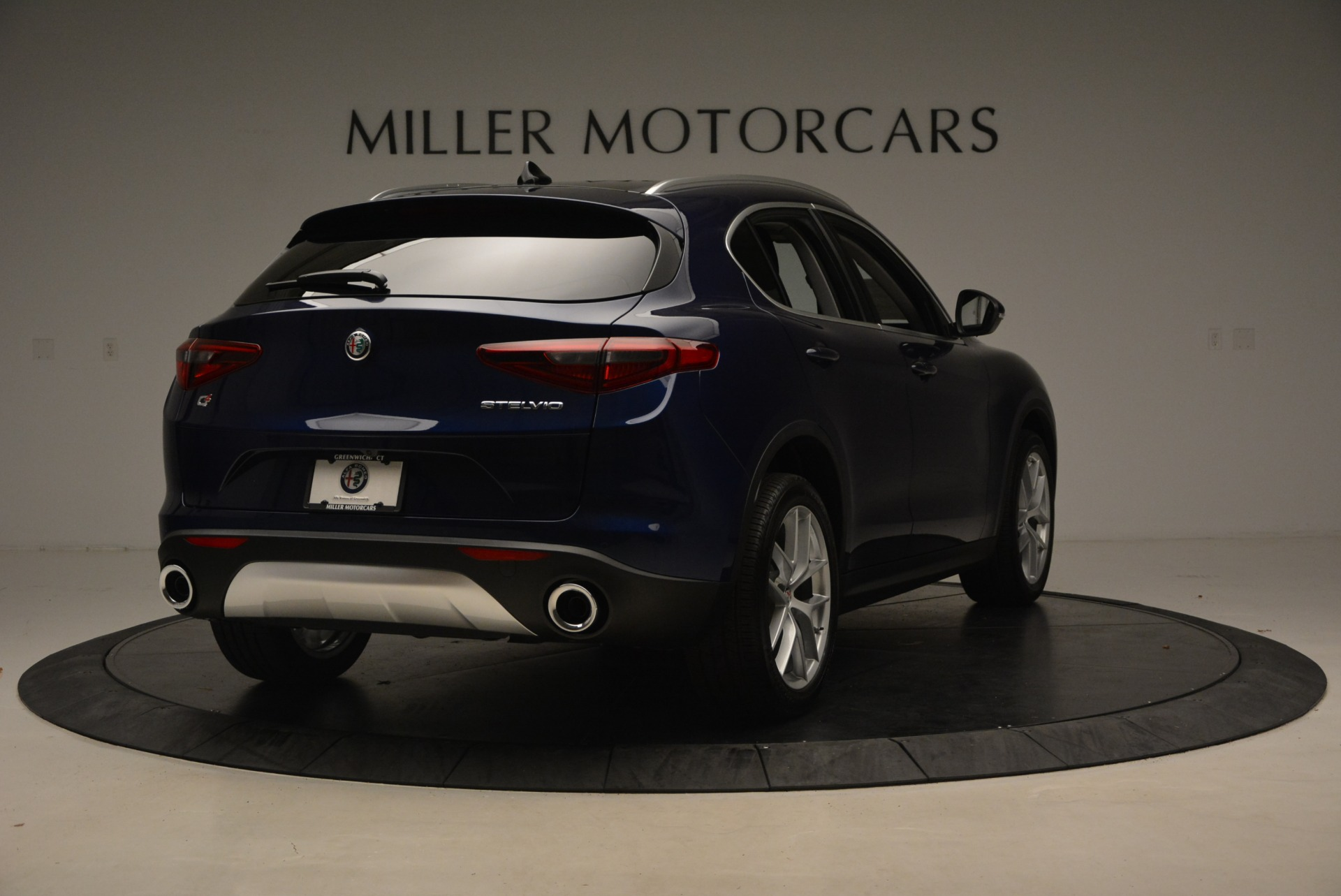 New 2019 Alfa Romeo Stelvio Ti Q4 For Sale In Greenwich, CT 2876_p7