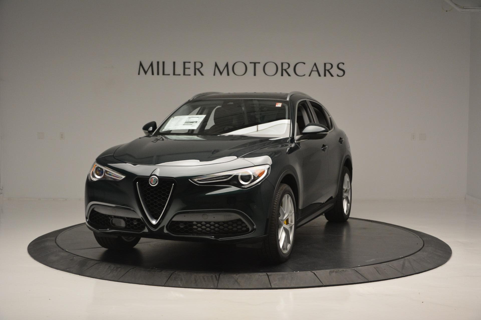 New 2019 Alfa Romeo Stelvio Ti Q4 For Sale In Greenwich, CT 2877_main