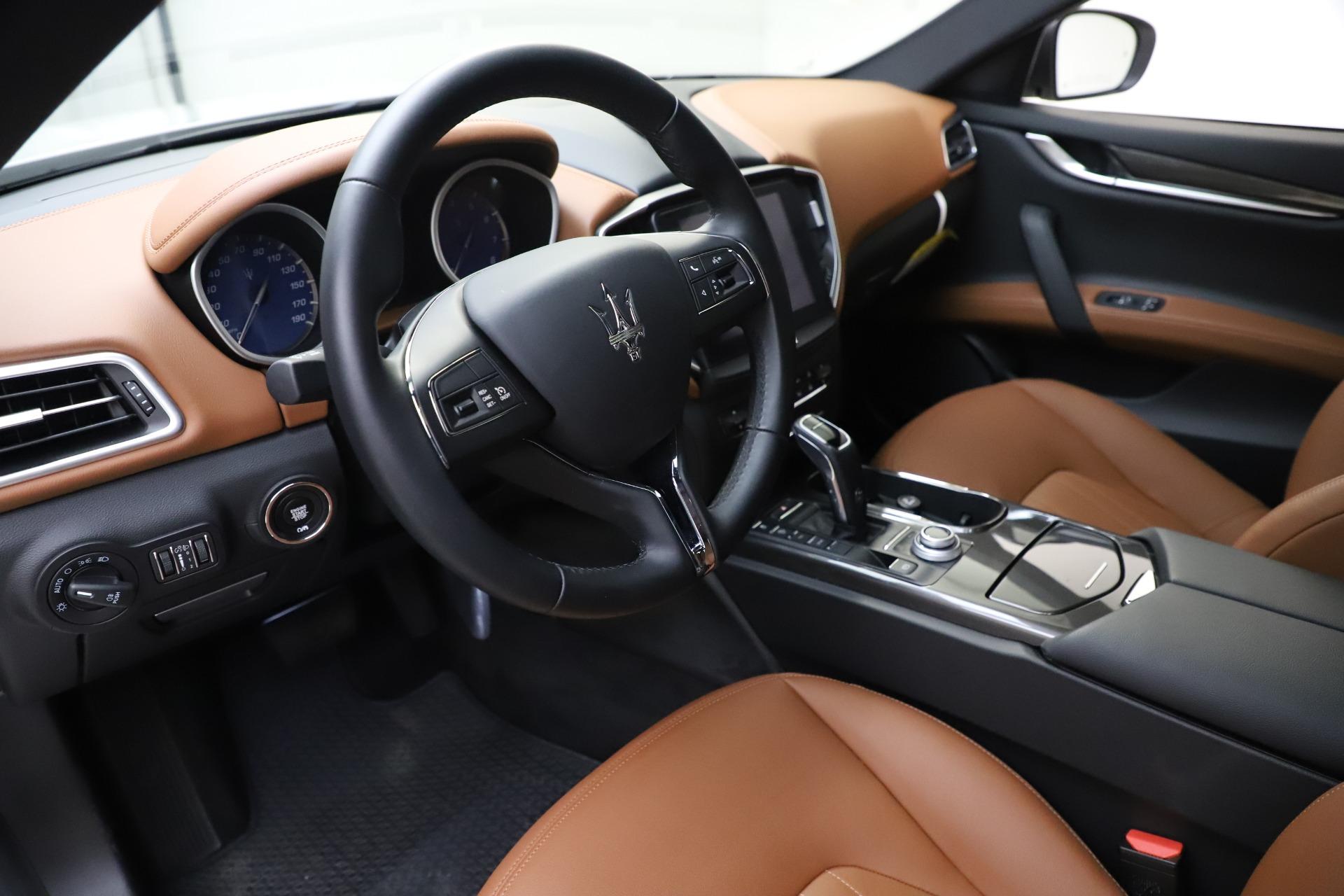 New 2019 Maserati Ghibli S Q4 For Sale In Greenwich, CT 2879_p13
