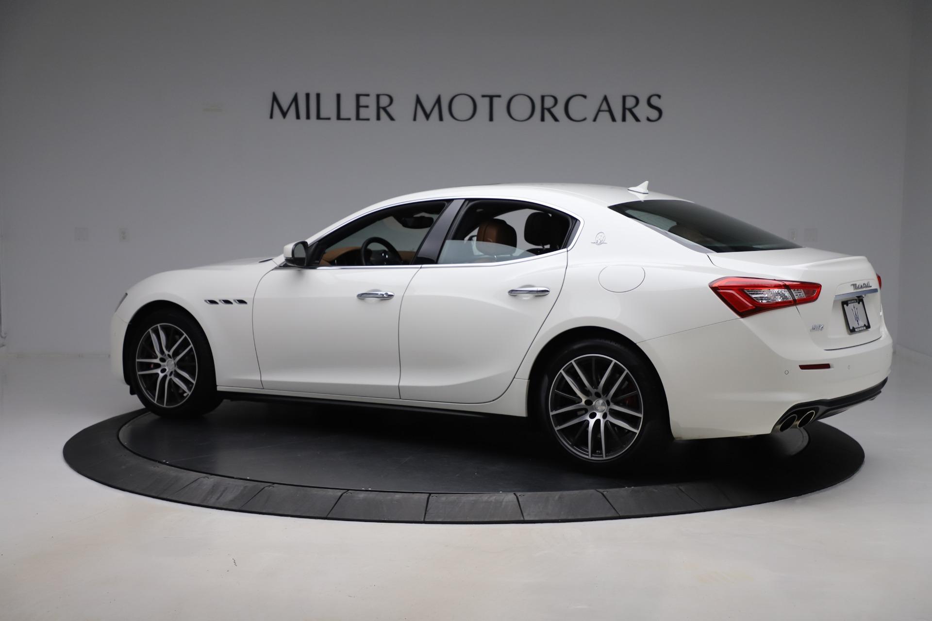 New 2019 Maserati Ghibli S Q4 For Sale In Greenwich, CT 2879_p4