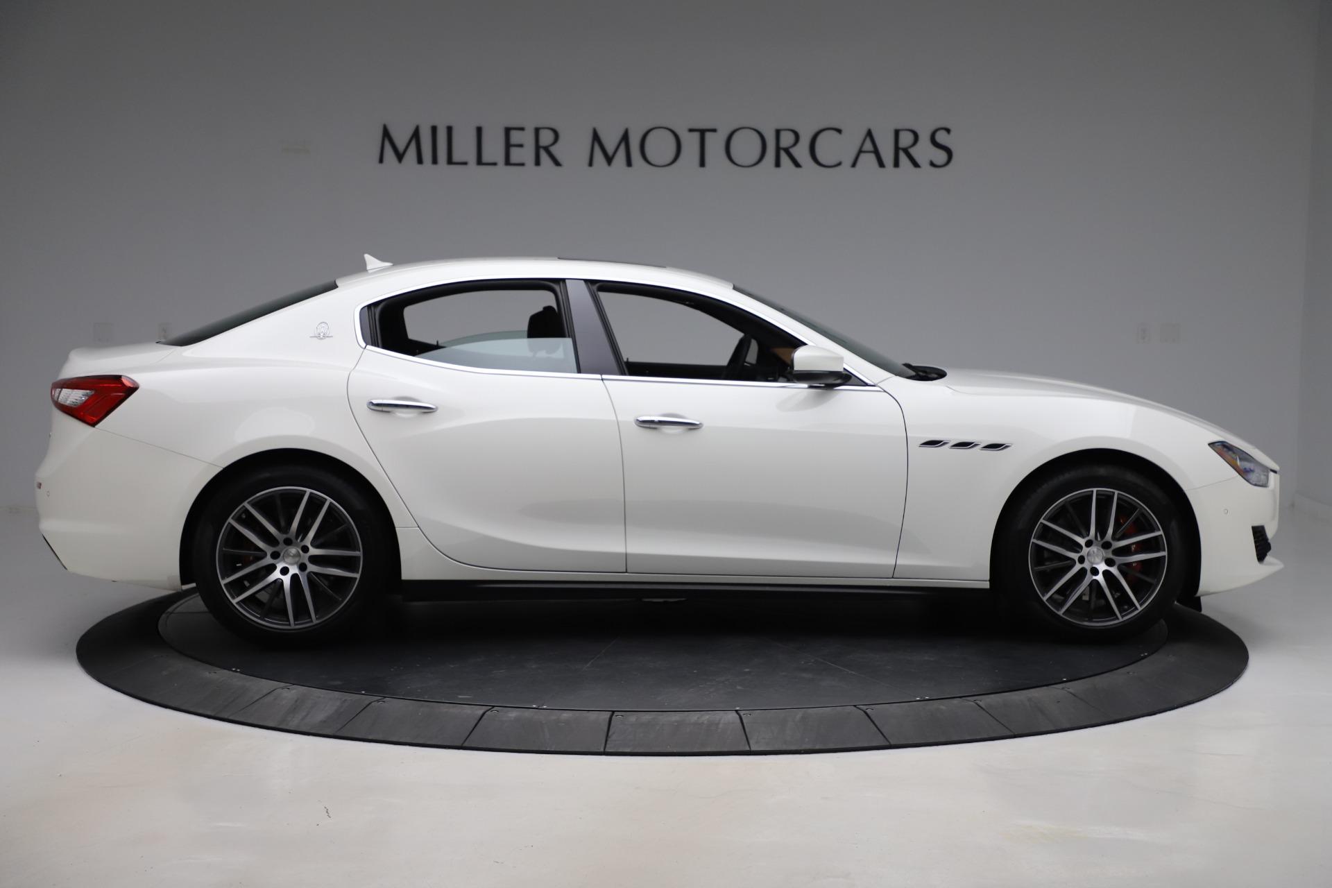 New 2019 Maserati Ghibli S Q4 For Sale In Greenwich, CT 2879_p9