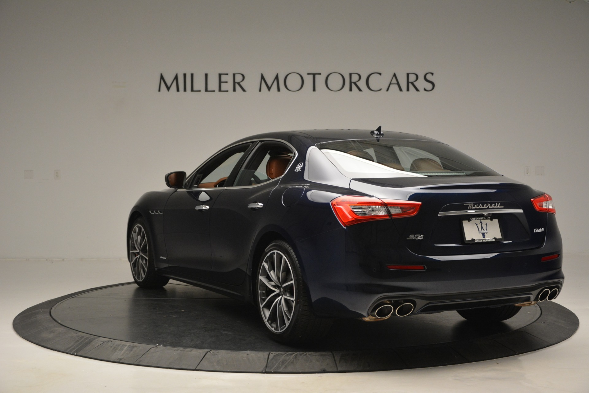 New 2019 Maserati Ghibli S Q4 GranLusso For Sale In Greenwich, CT 2882_p7
