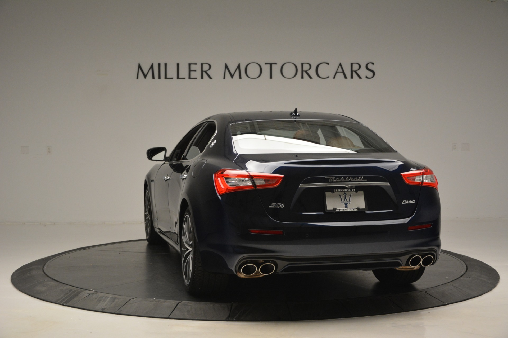 New 2019 Maserati Ghibli S Q4 GranLusso For Sale In Greenwich, CT 2882_p8