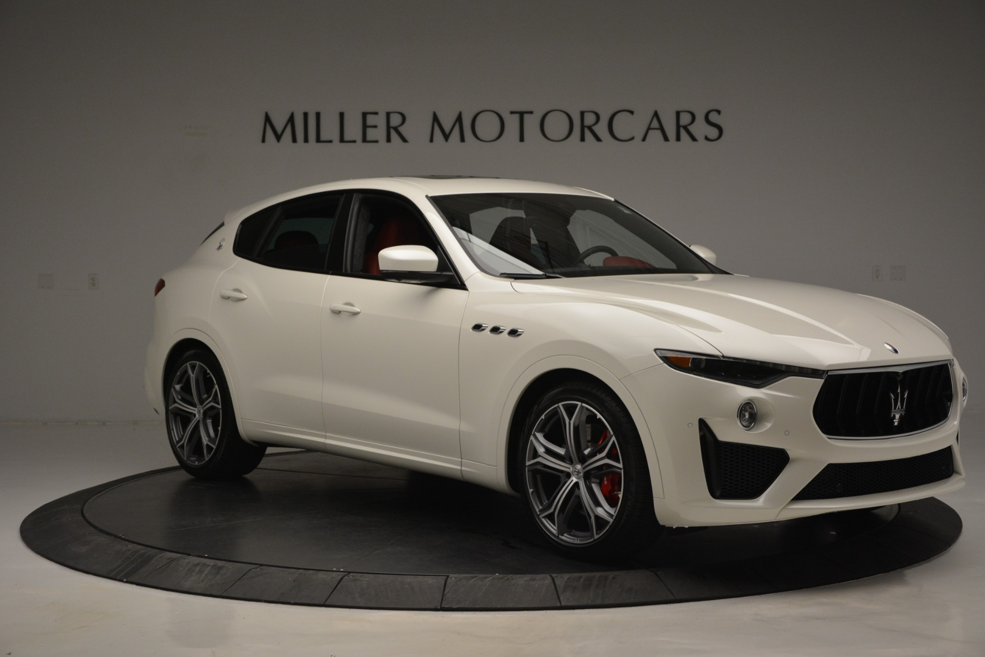 New 2019 Maserati Levante GTS For Sale In Greenwich, CT 2883_p14