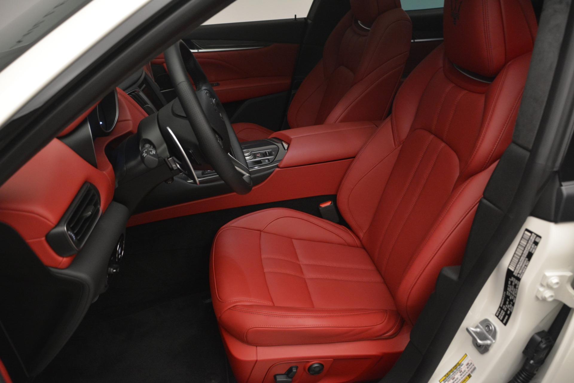 New 2019 Maserati Levante GTS For Sale In Greenwich, CT 2883_p17