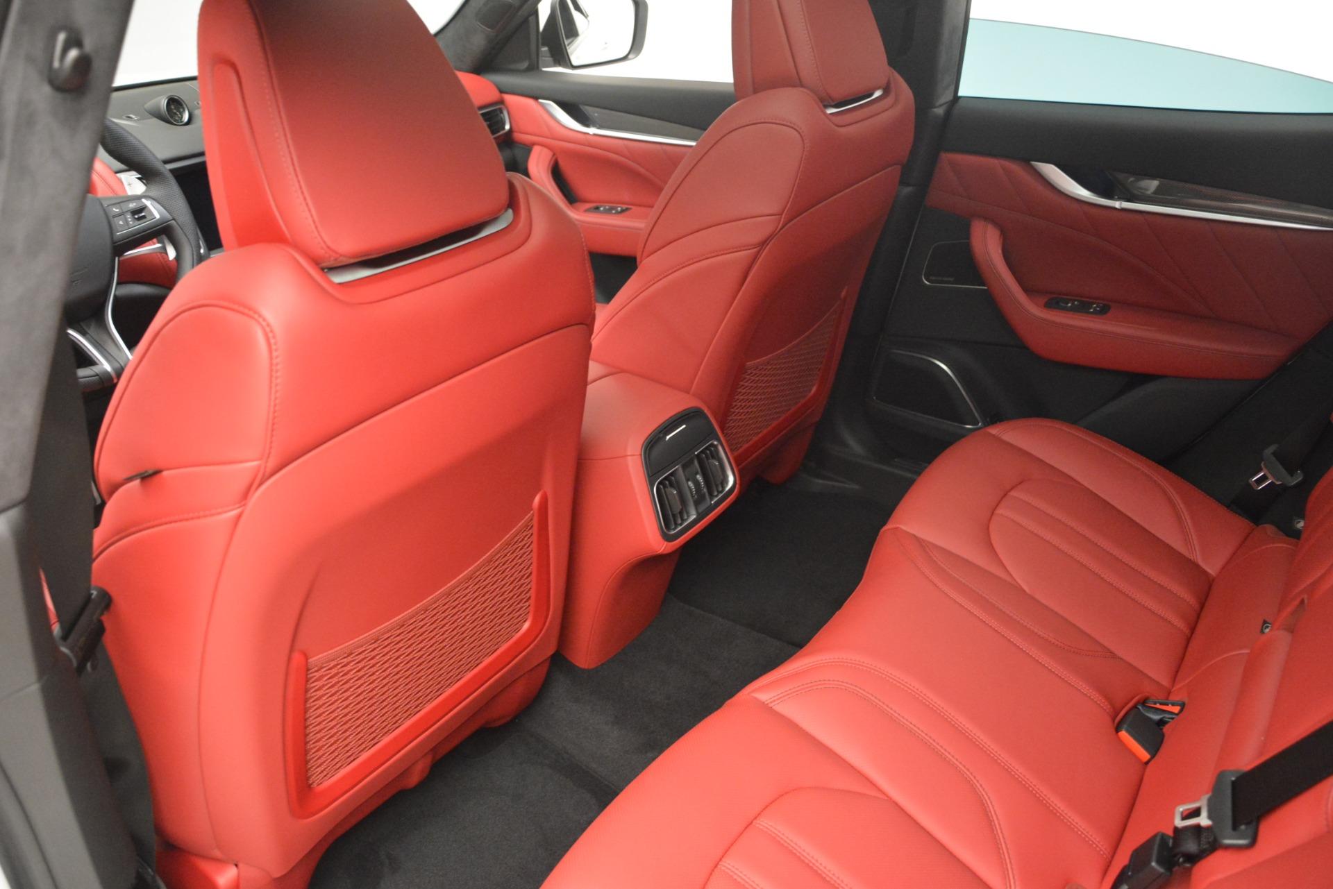 New 2019 Maserati Levante GTS For Sale In Greenwich, CT 2883_p21