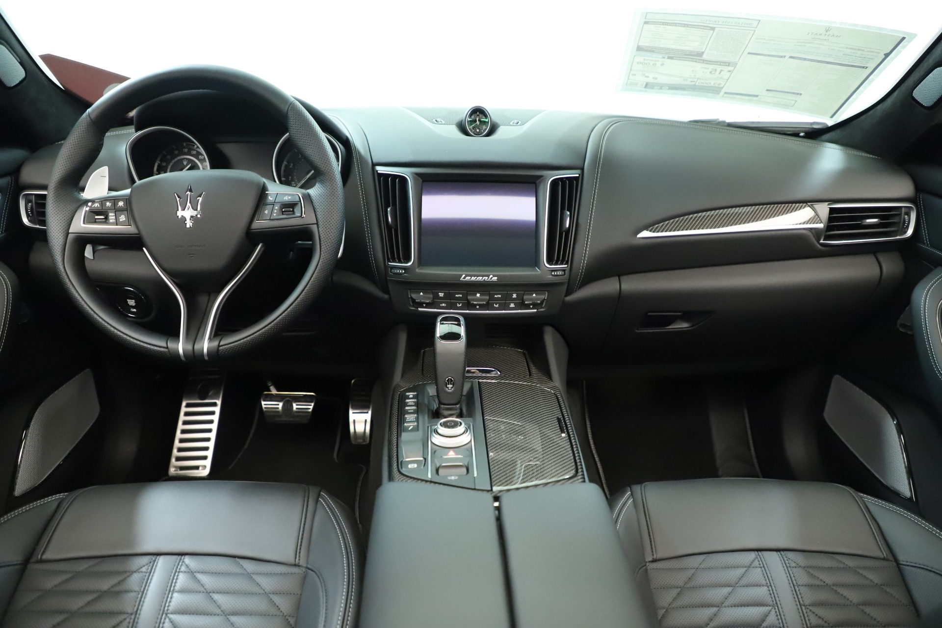 New 2019 Maserati Levante Trofeo For Sale In Greenwich, CT 2884_p17