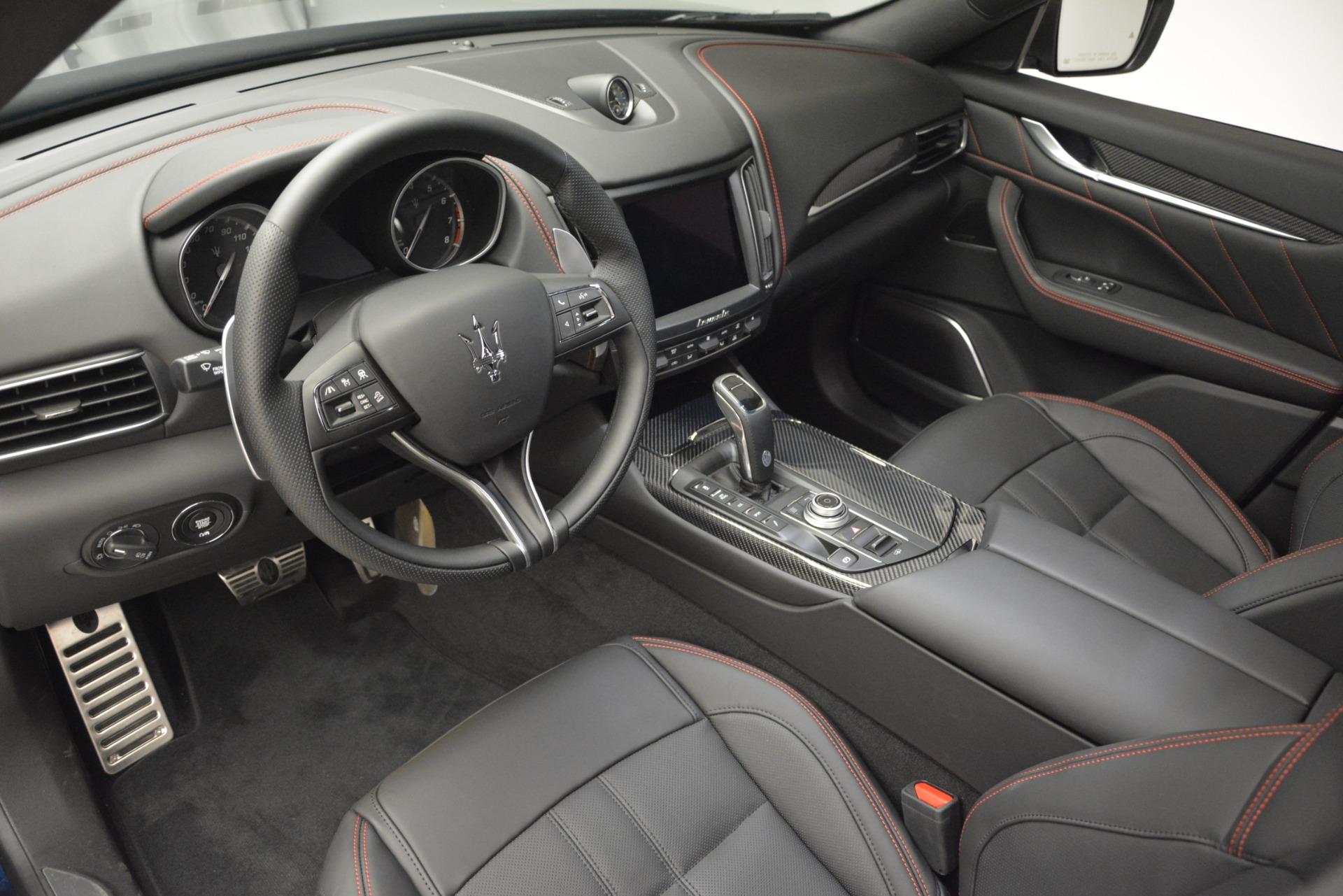 New 2019 Maserati Levante Q4 GranSport For Sale In Greenwich, CT 2888_p19