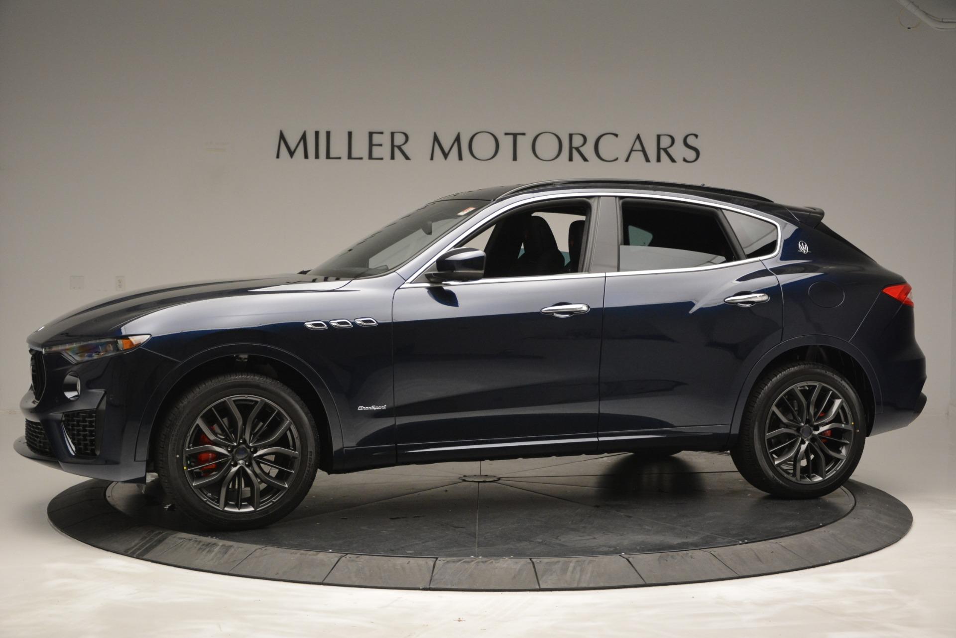 New 2019 Maserati Levante Q4 GranSport For Sale In Greenwich, CT 2888_p3