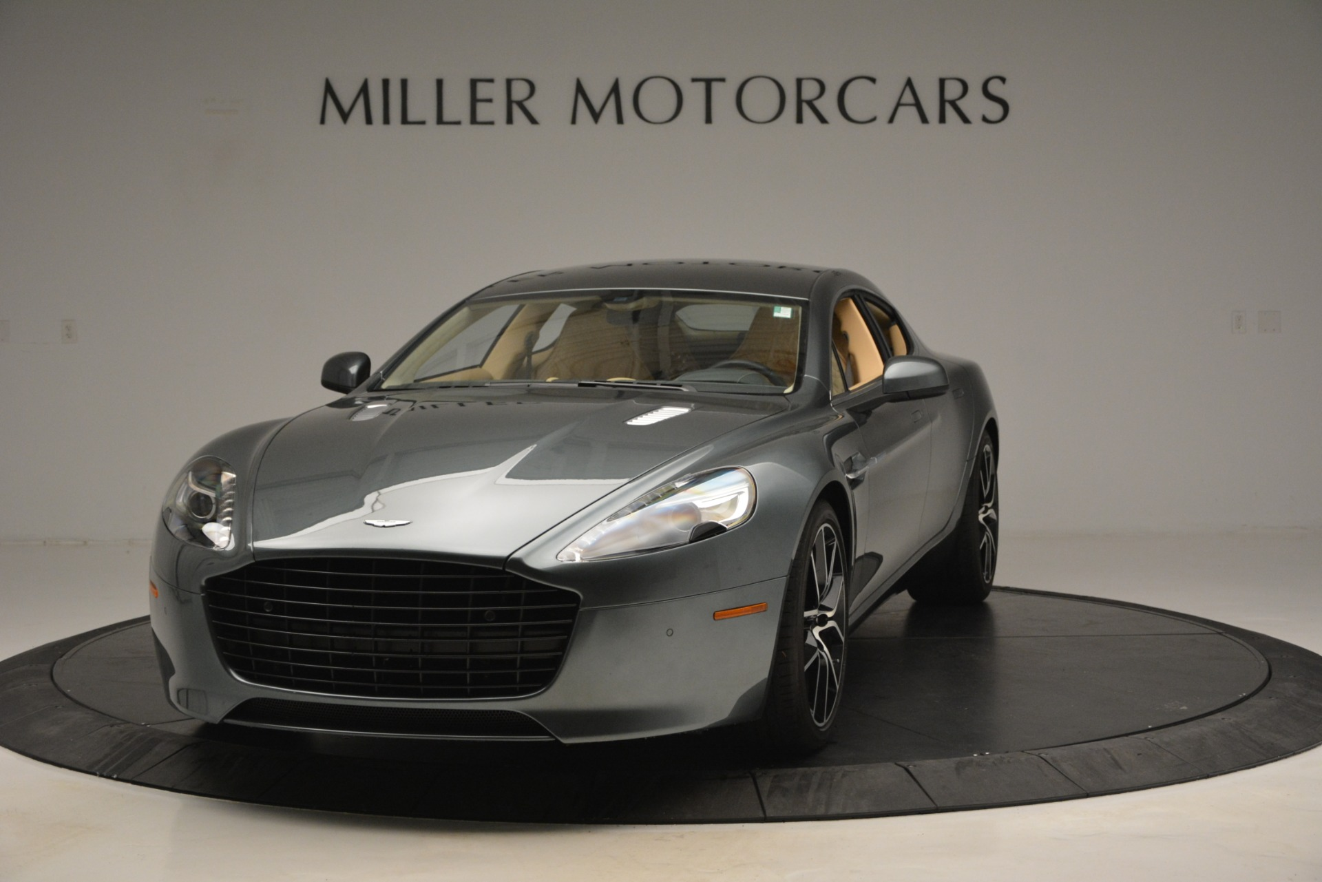 Used 2017 Aston Martin Rapide S Sedan For Sale In Greenwich, CT 2889_main