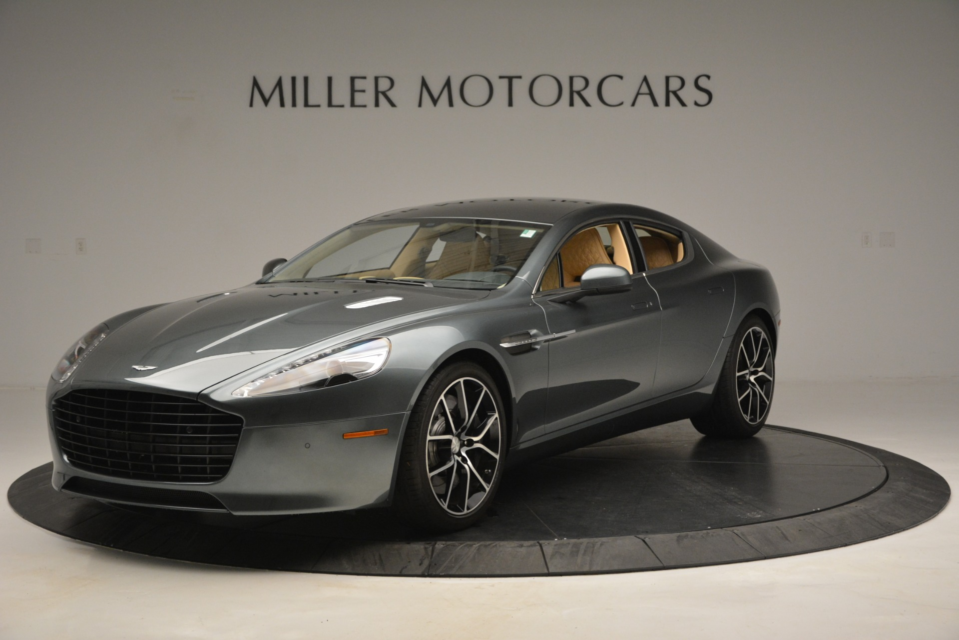 Used 2017 Aston Martin Rapide S Sedan For Sale In Greenwich, CT 2889_p2