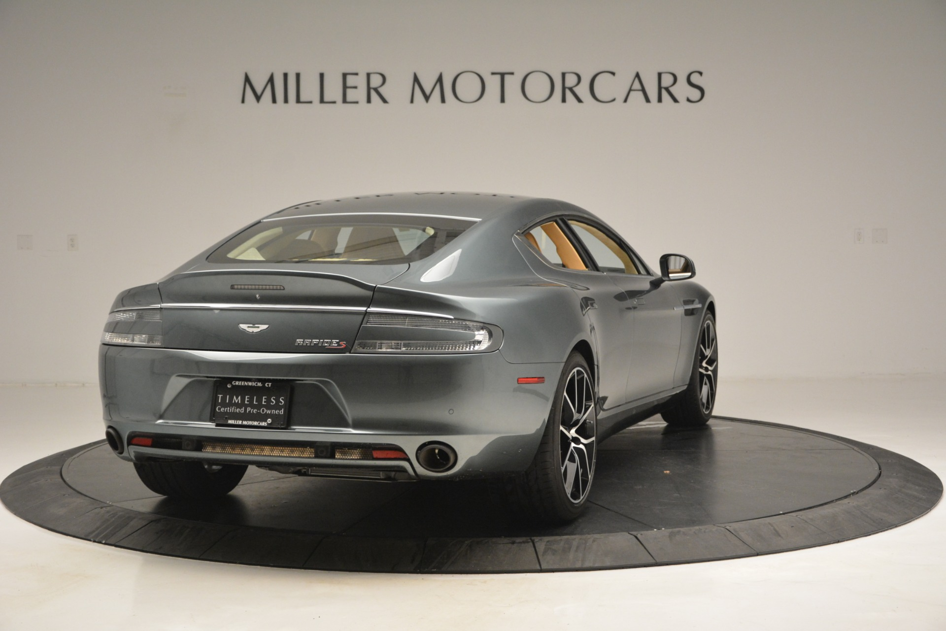 Used 2017 Aston Martin Rapide S Sedan For Sale In Greenwich, CT 2889_p7