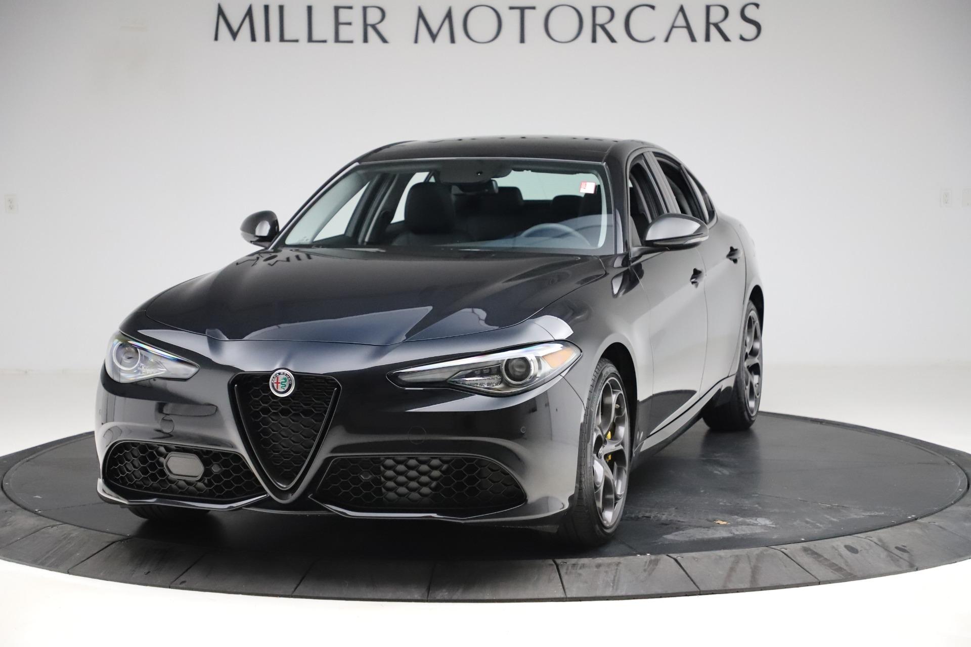 New 2019 Alfa Romeo Giulia Sport Q4 For Sale In Greenwich, CT 2890_main