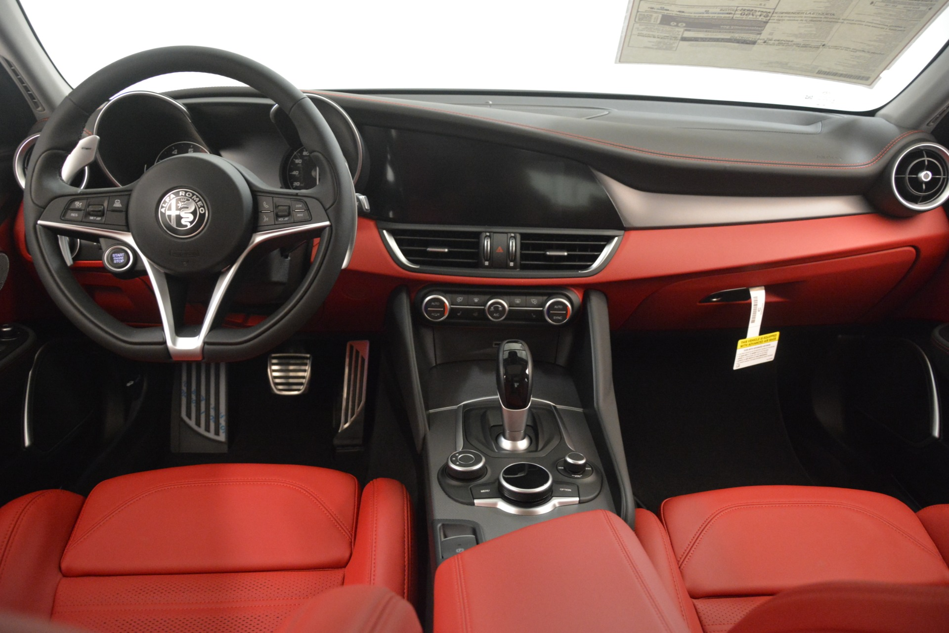 New 2019 Alfa Romeo Giulia Ti Sport Q4 For Sale In Greenwich, CT 2896_p16