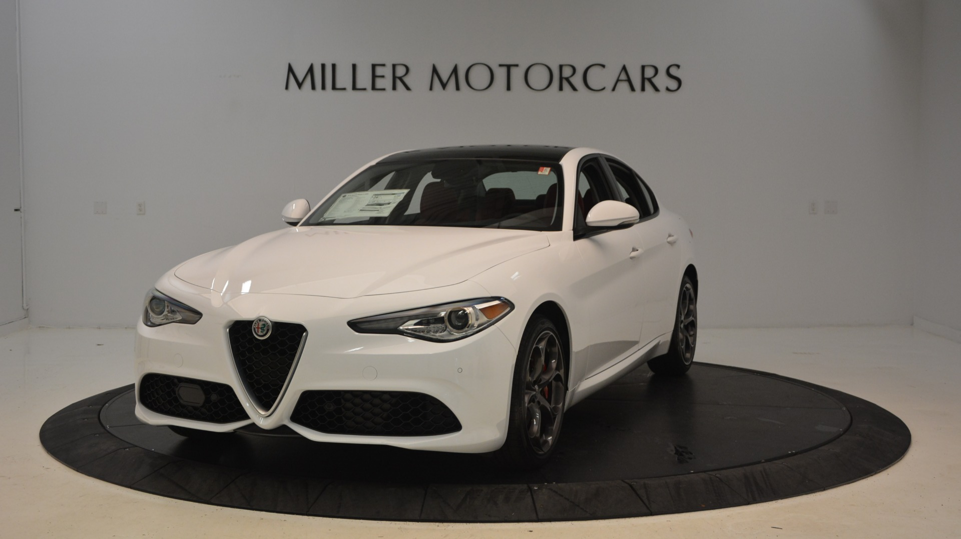 New 2019 Alfa Romeo Giulia Ti Sport Q4 For Sale In Greenwich, CT 2897_main