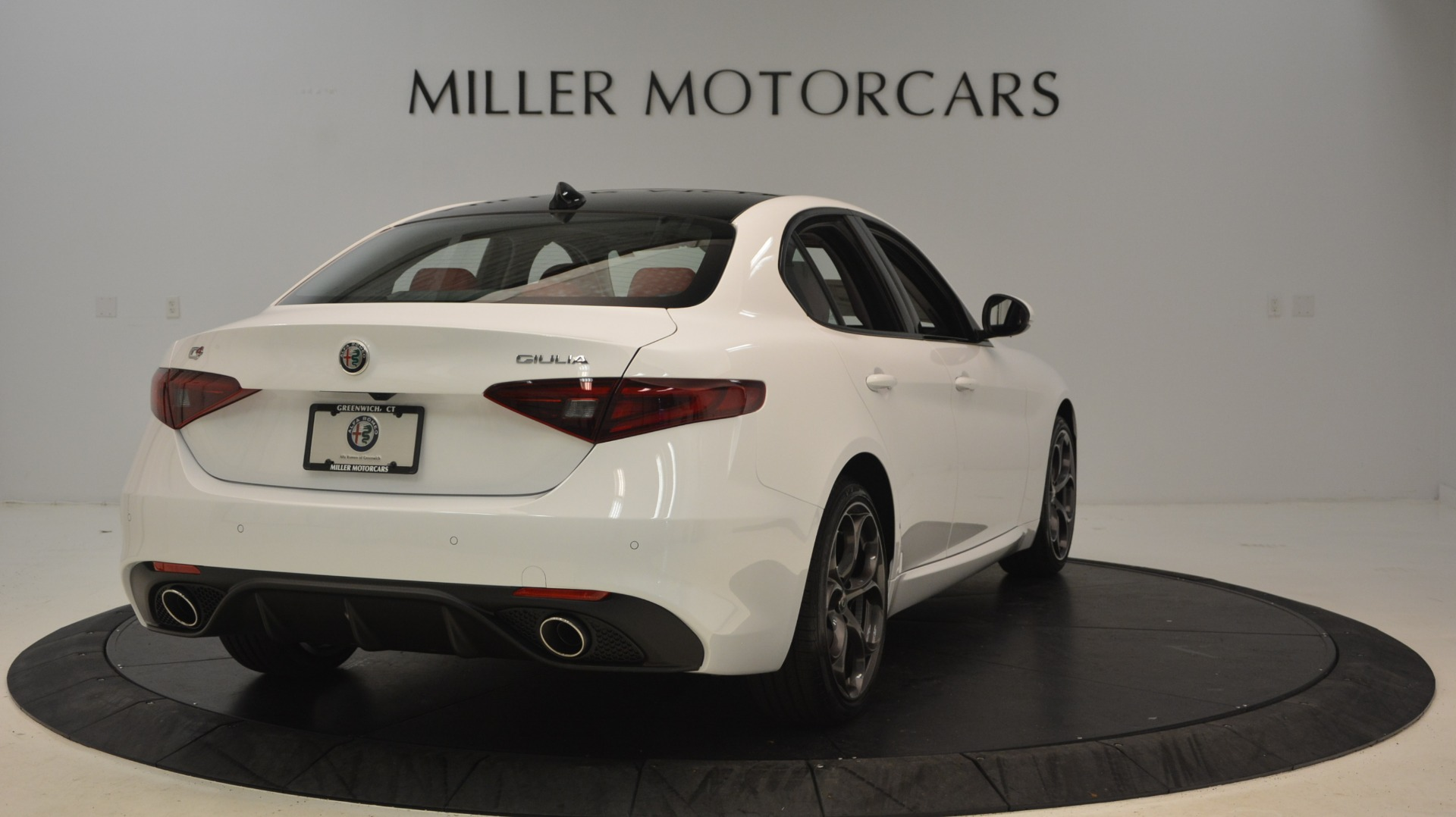 New 2019 Alfa Romeo Giulia Ti Sport Q4 For Sale In Greenwich, CT 2897_p7