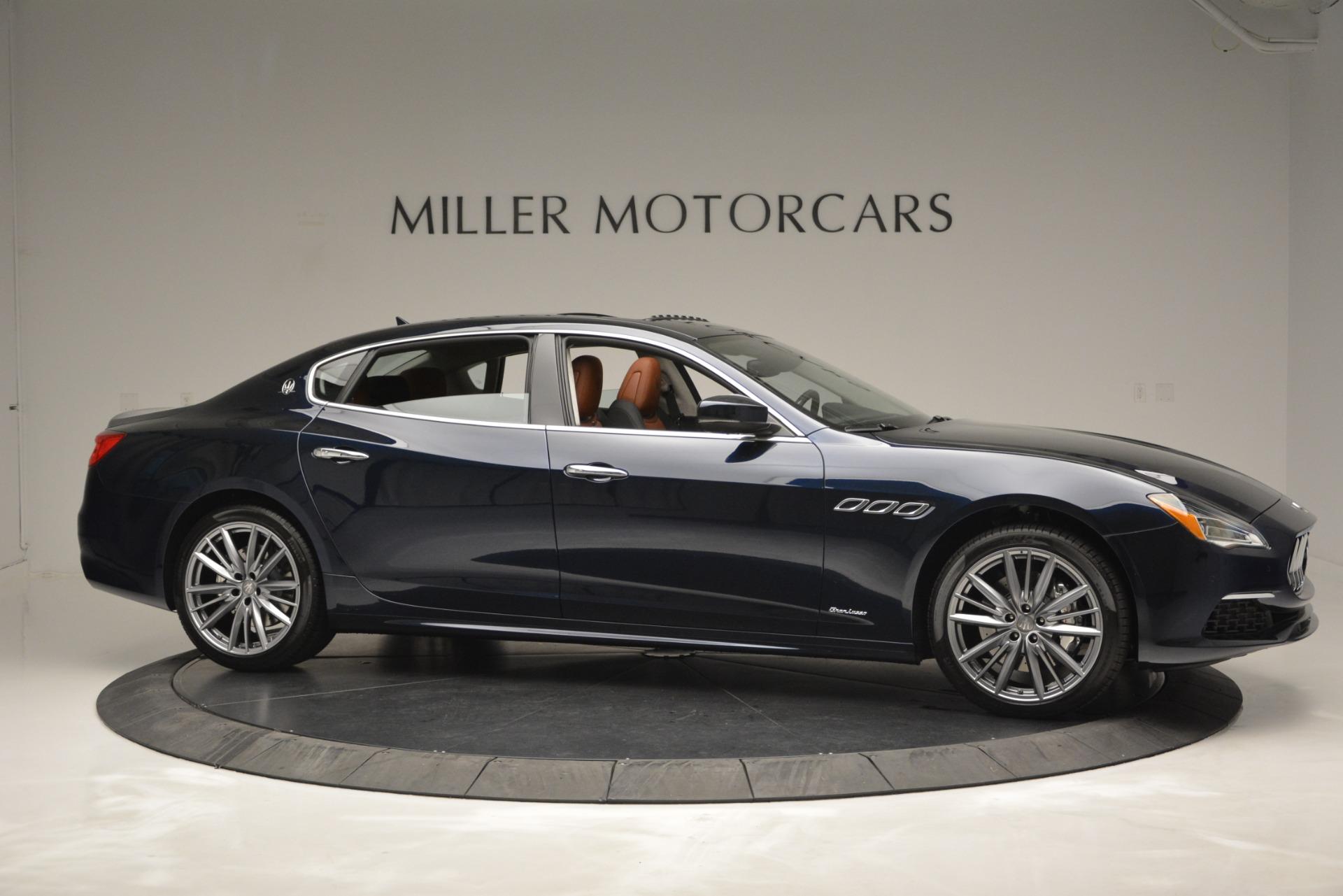 New 2019 Maserati Quattroporte S Q4 GranLusso Edizione Nobile For Sale In Greenwich, CT 2898_p15