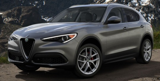 New 2019 Alfa Romeo Stelvio Ti Q4 For Sale In Greenwich, CT 2899_main